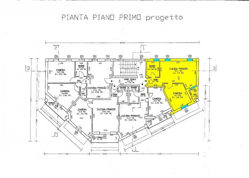Ufficio affitto BRUGNERA (PN) -  MQ