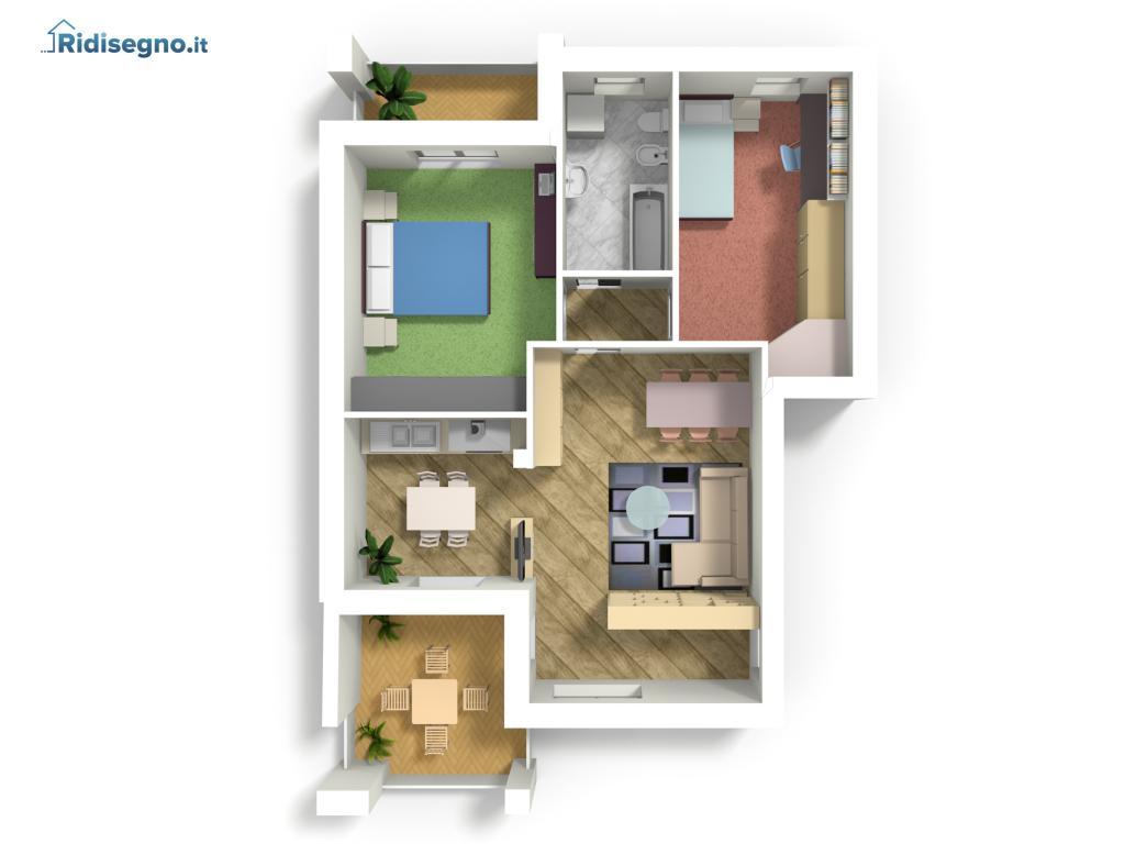Foto - Appartamento In Vendita Gaiarine (tv)