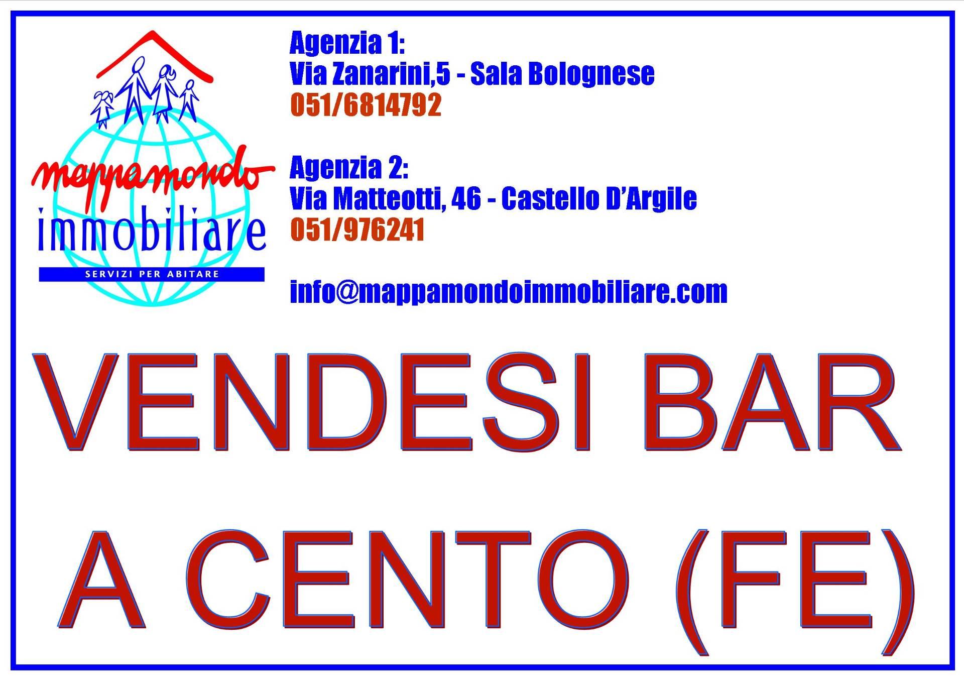 Attività / Licenza in vendita a Cento, 9999 locali, zona Località: Cento, Trattative riservate | CambioCasa.it