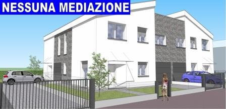 Villa Bifamiliare in vendita a Sala Bolognese, 4 locali, zona Zona: Padulle, prezzo € 320.000 | CambioCasa.it