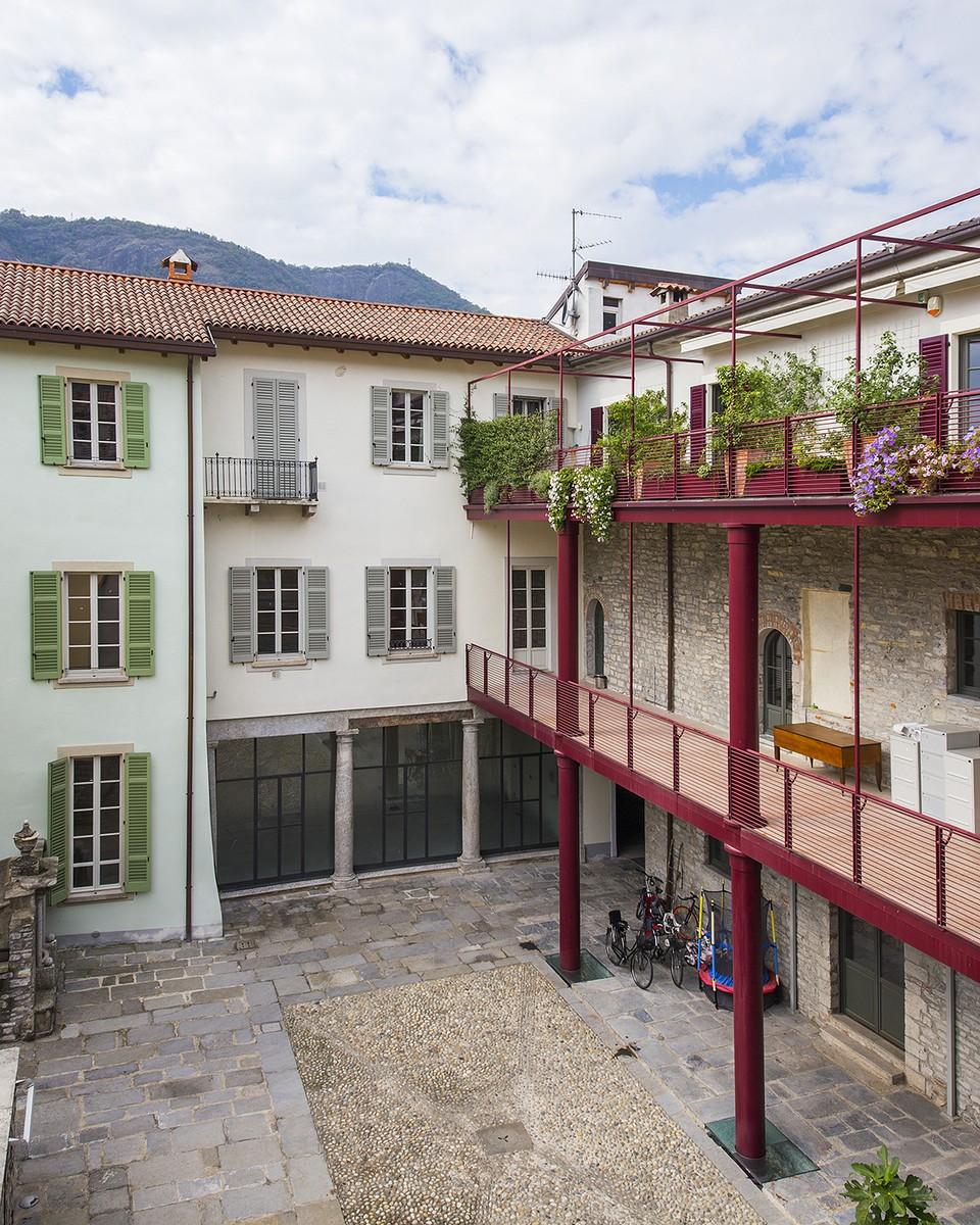 Appartamento in Vendita a Como: 1 locali, 33 mq - Foto 4