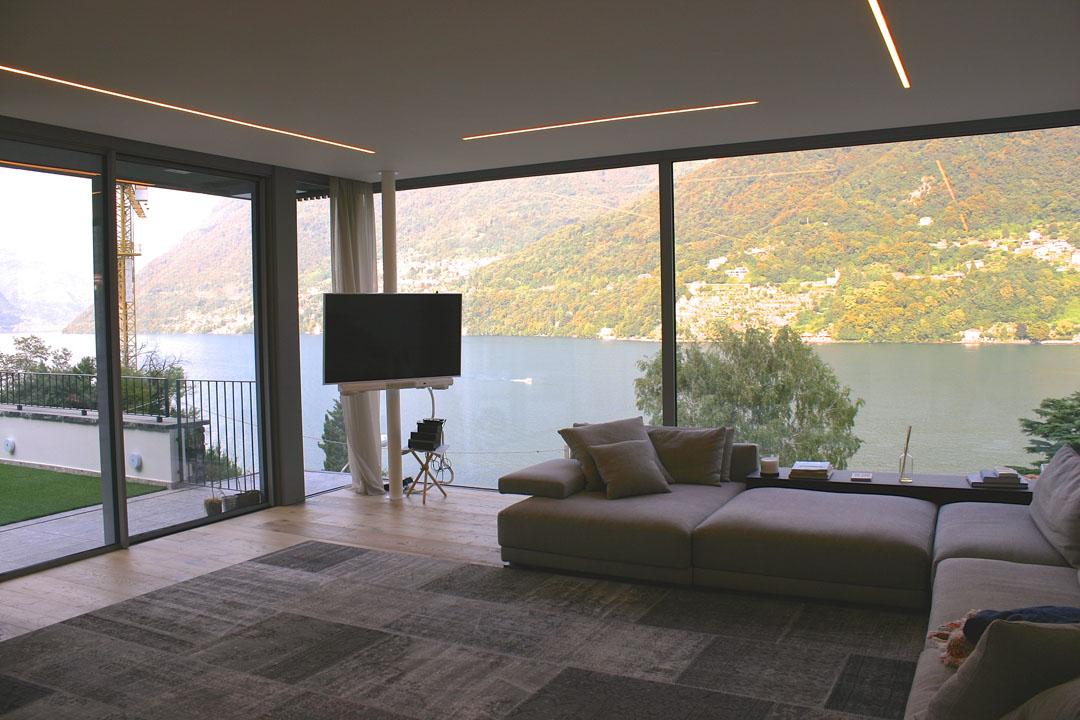 Appartamento in Vendita a Laglio: 5 locali, 140 mq - Foto 6