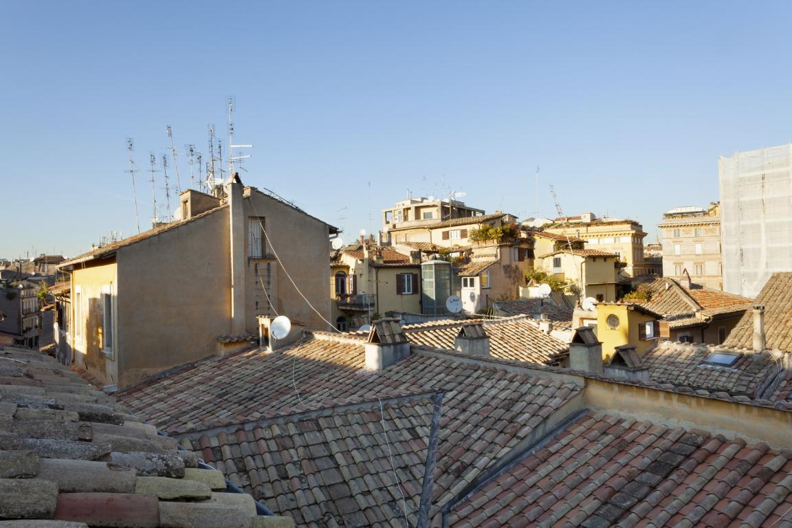 Appartamento in Affitto a Roma via dei cappellari