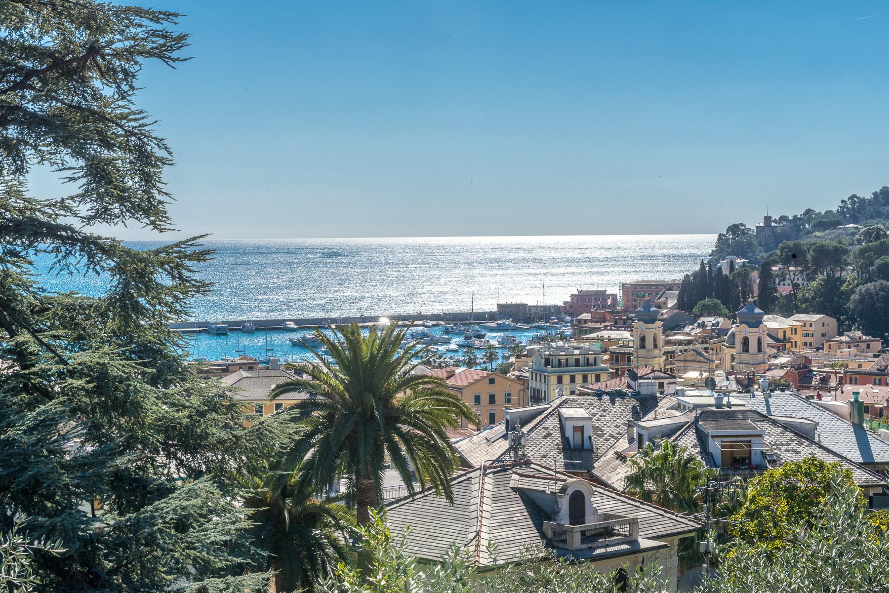 Villa in Vendita a Santa Margherita Ligure: 5 locali, 370 mq