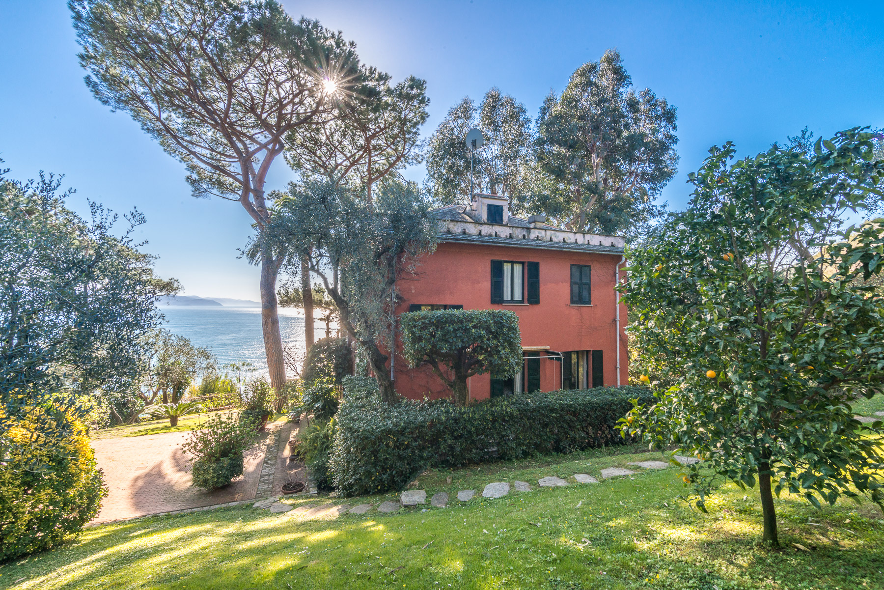 Villa in Vendita a Santa Margherita Ligure: 5 locali, 440 mq - Foto 5