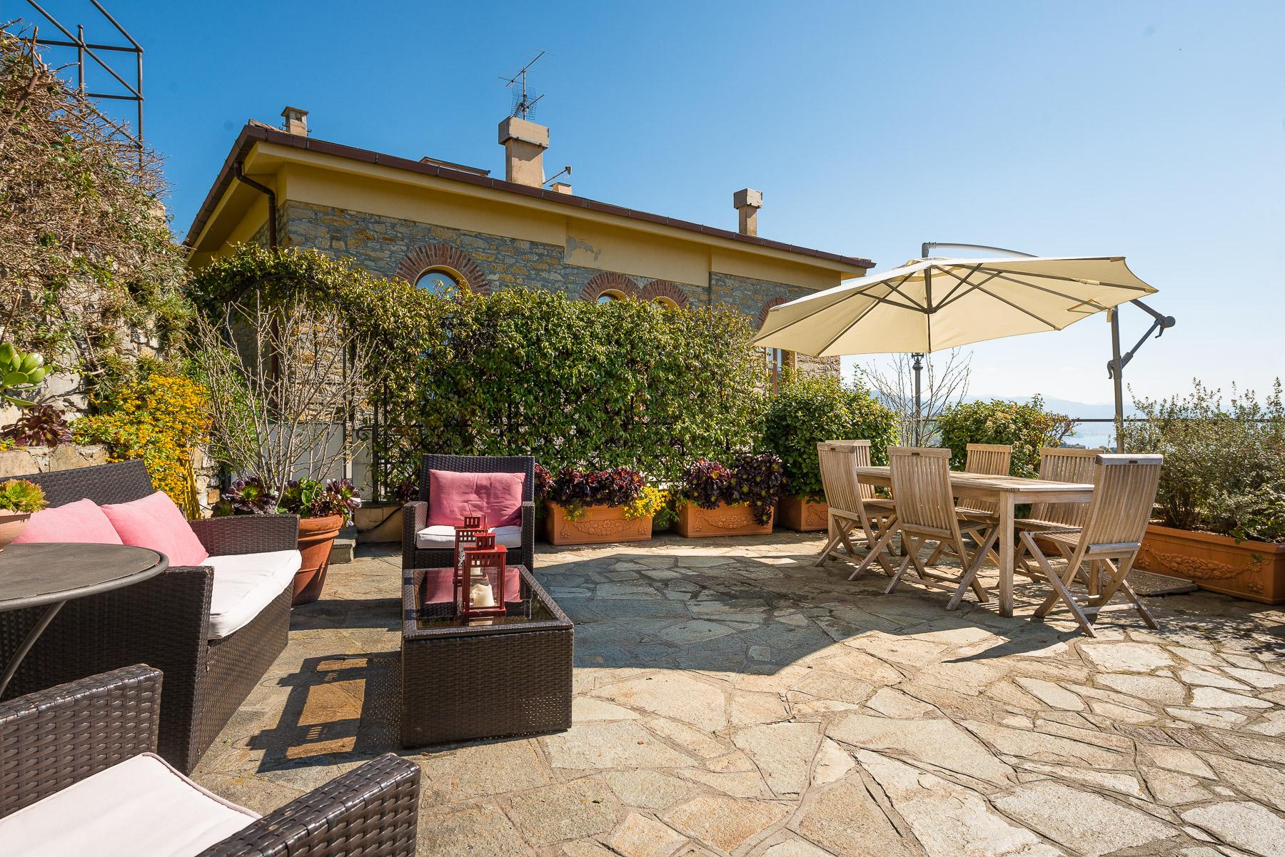 Casa indipendente in Vendita a Santa Margherita Ligure via aurelia