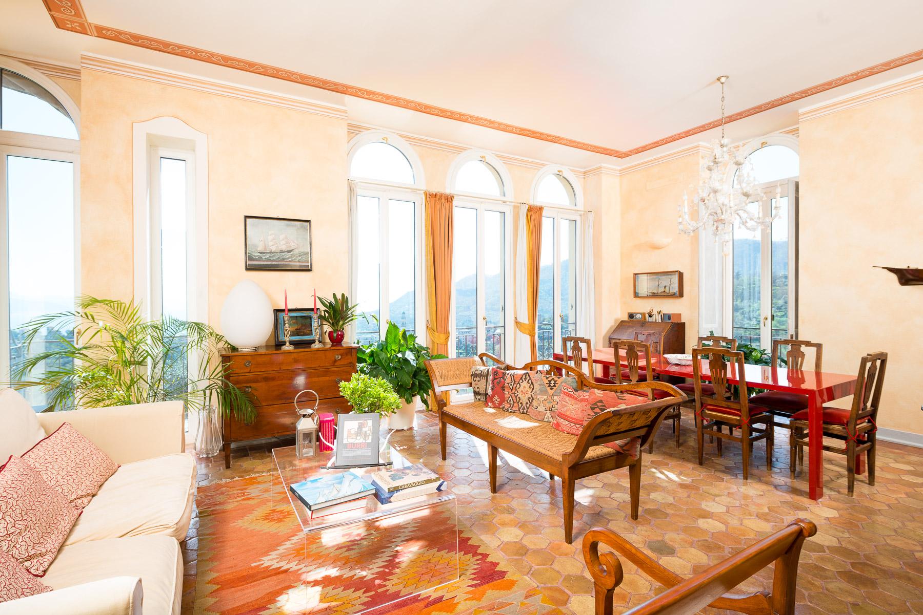 Casa indipendente in Vendita a Santa Margherita Ligure: 5 locali, 260 mq - Foto 4