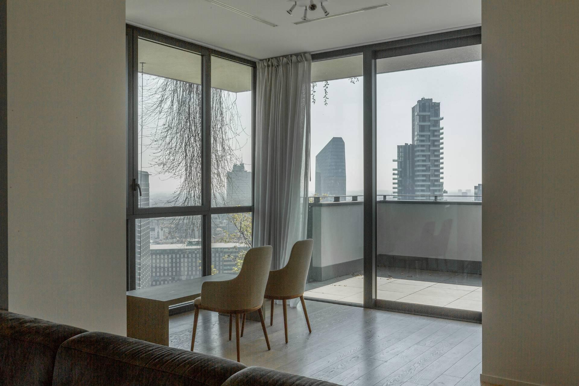Appartamento di lusso in affitto a milano via gaetano de for Appartamento design affitto milano