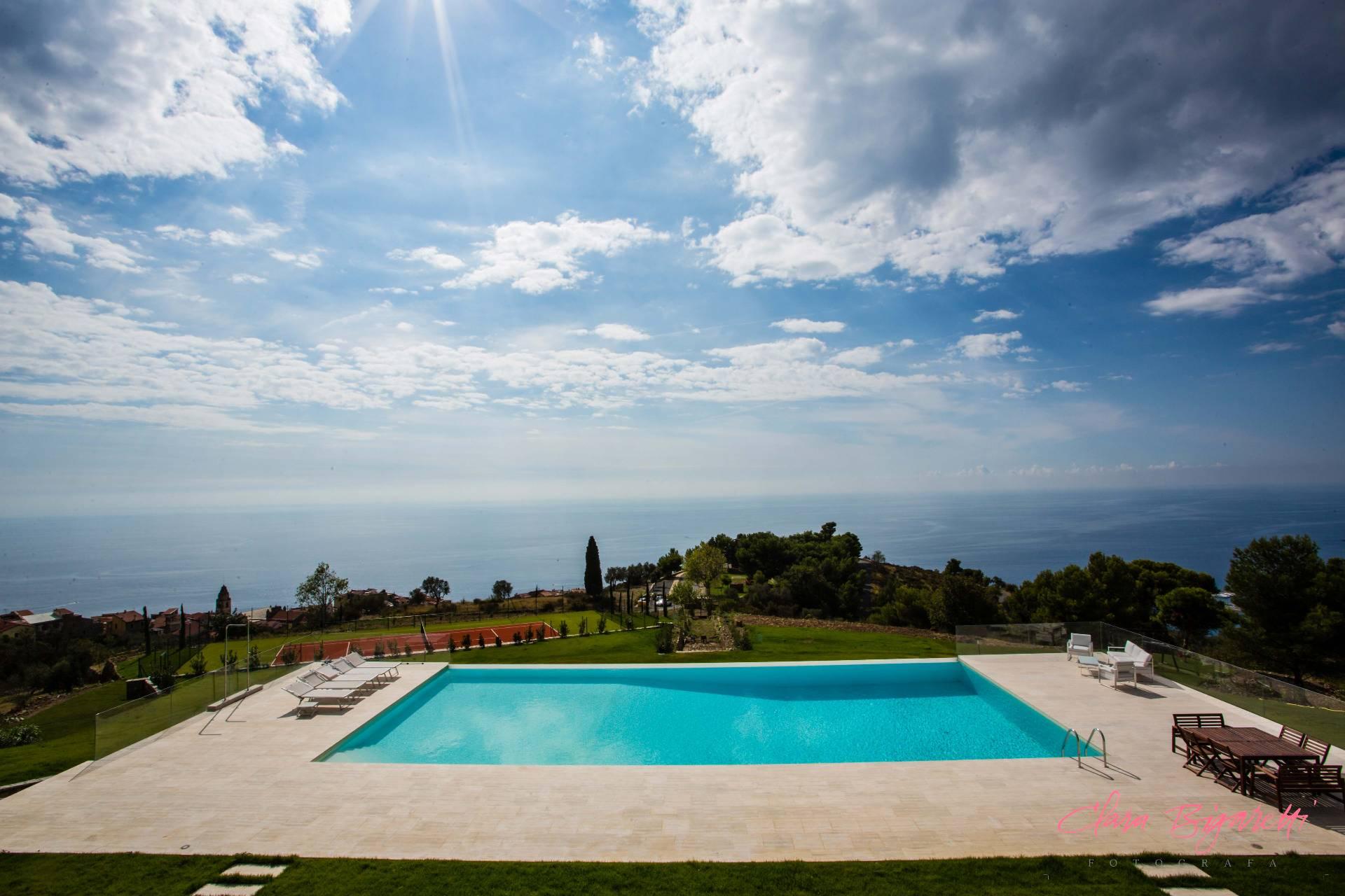 Villa in Vendita a Cipressa: 5 locali, 800 mq - Foto 3