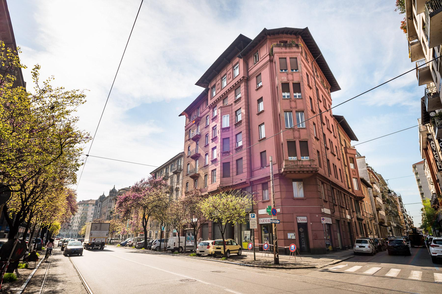 Appartamento in Vendita a Torino corso germano sommeiller