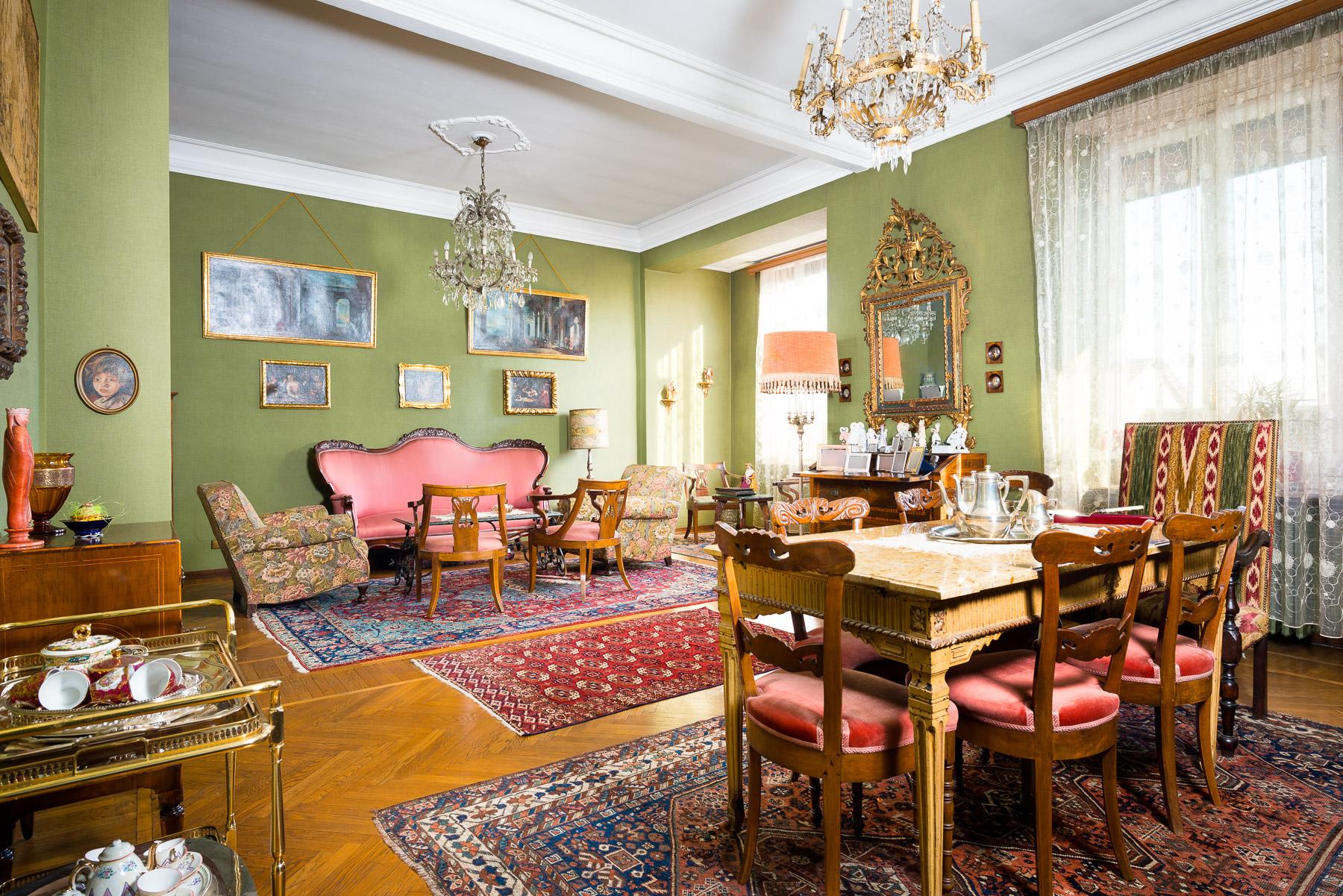 Appartamento in Vendita a Torino: 5 locali, 208 mq - Foto 2