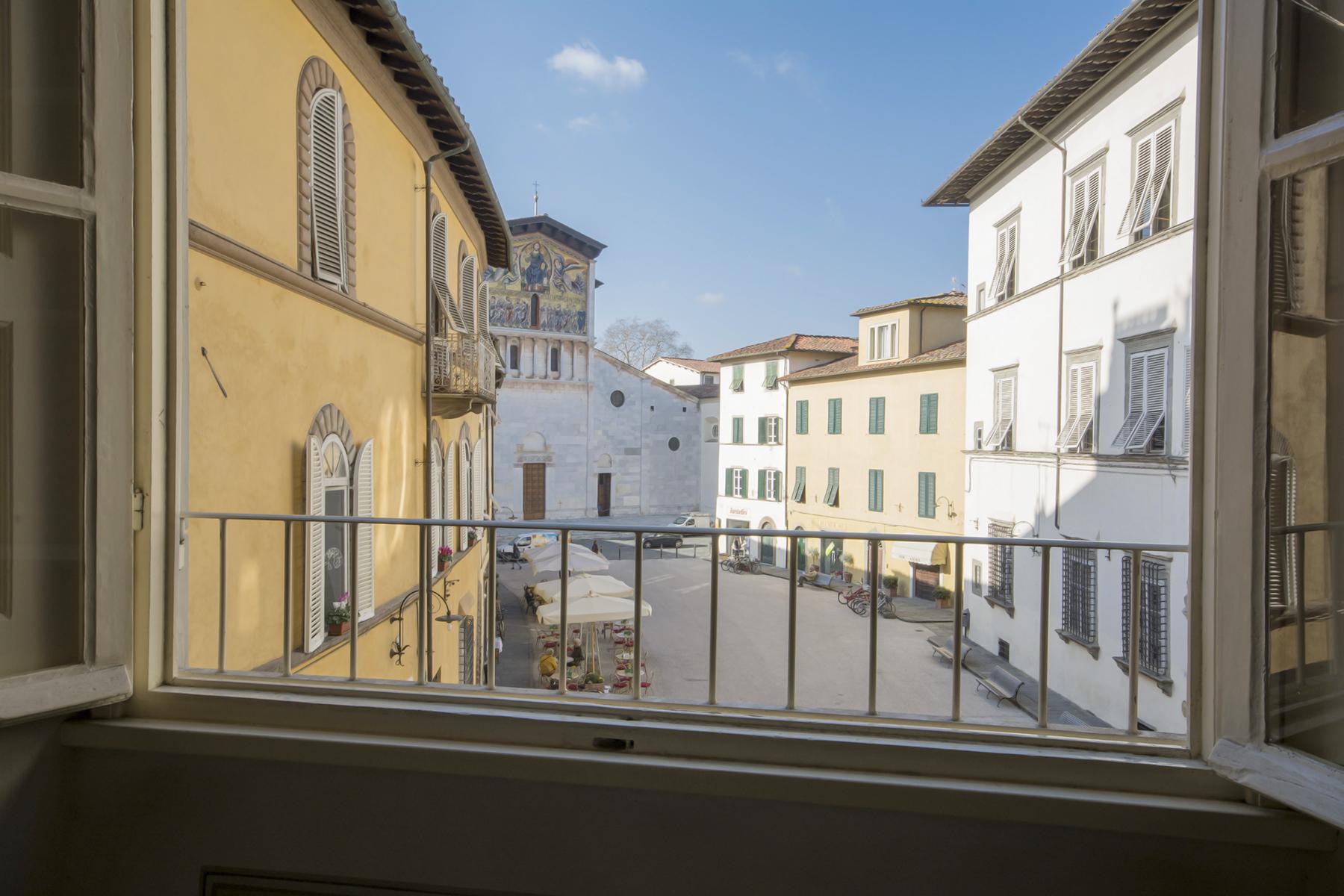 Appartamento in Affitto a Lucca piazza san frediano