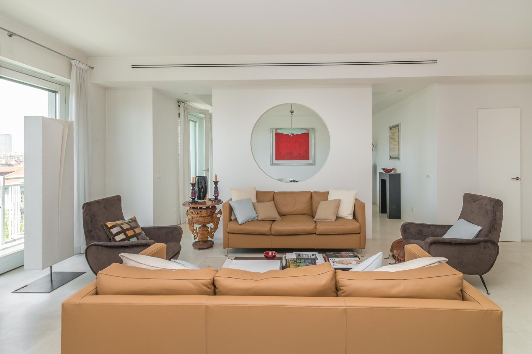 Appartamento in Vendita a Milano: 5 locali, 315 mq - Foto 3