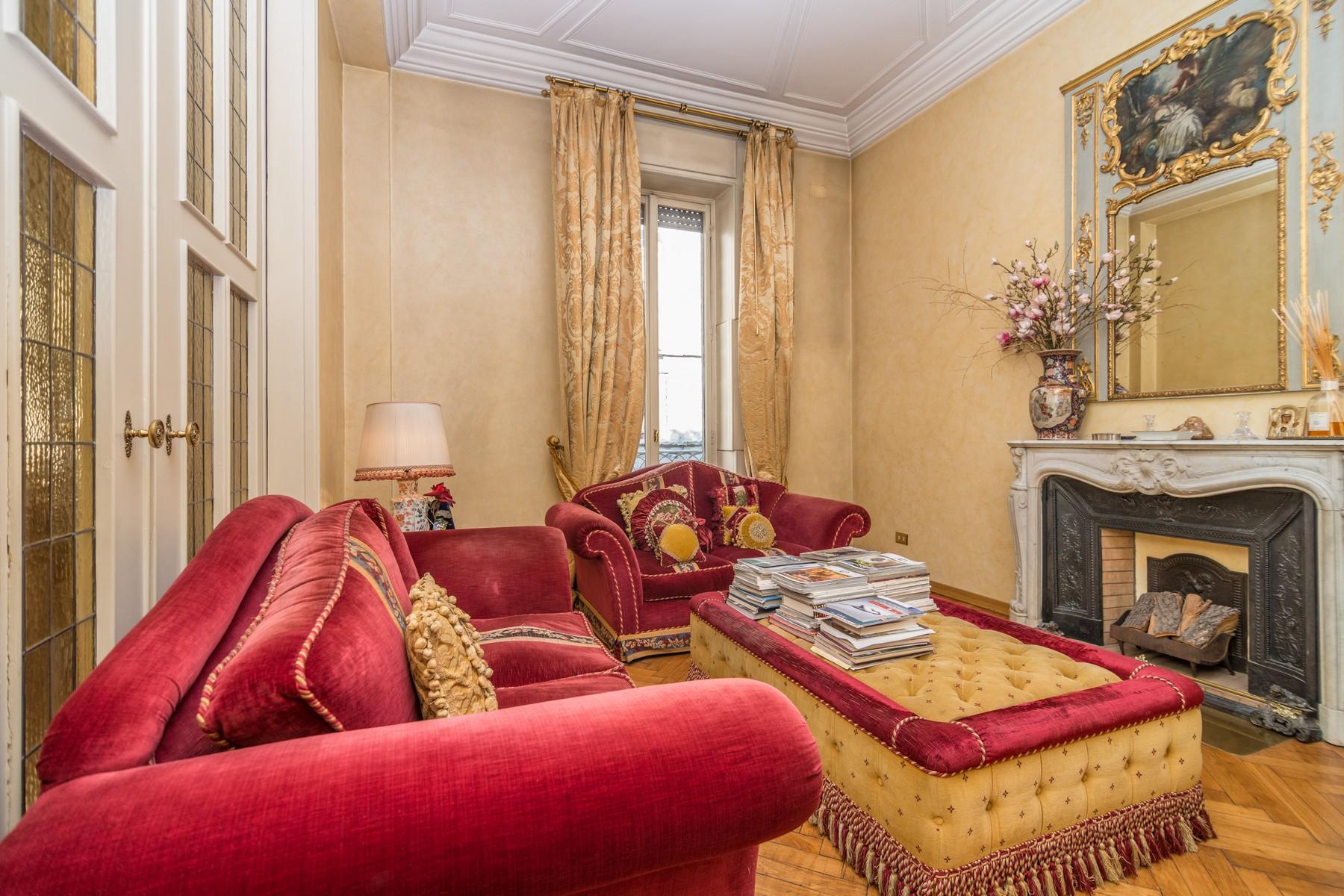 Appartamento in Vendita a Milano: 5 locali, 335 mq - Foto 5