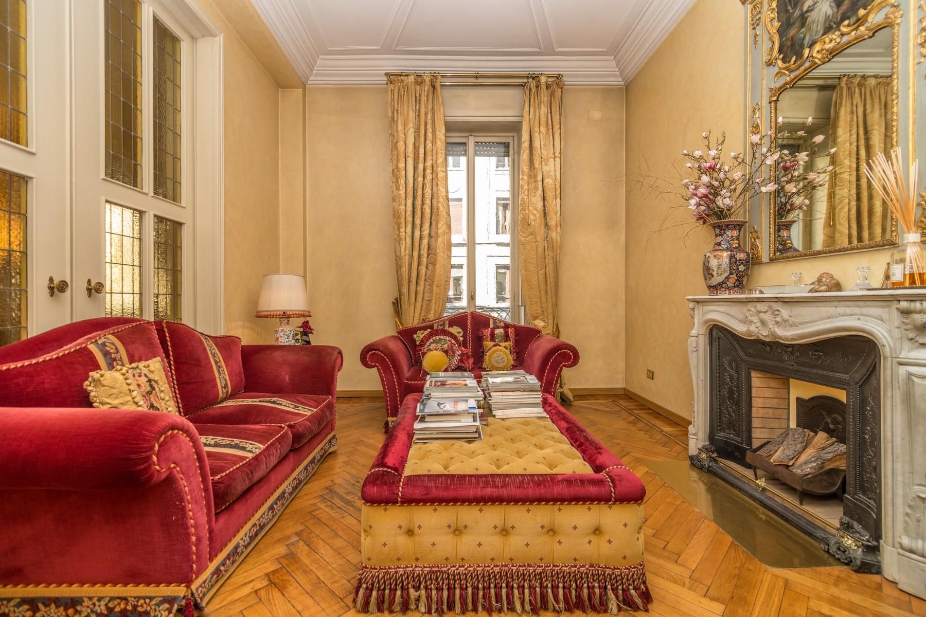 Appartamento in Vendita a Milano: 5 locali, 335 mq - Foto 6