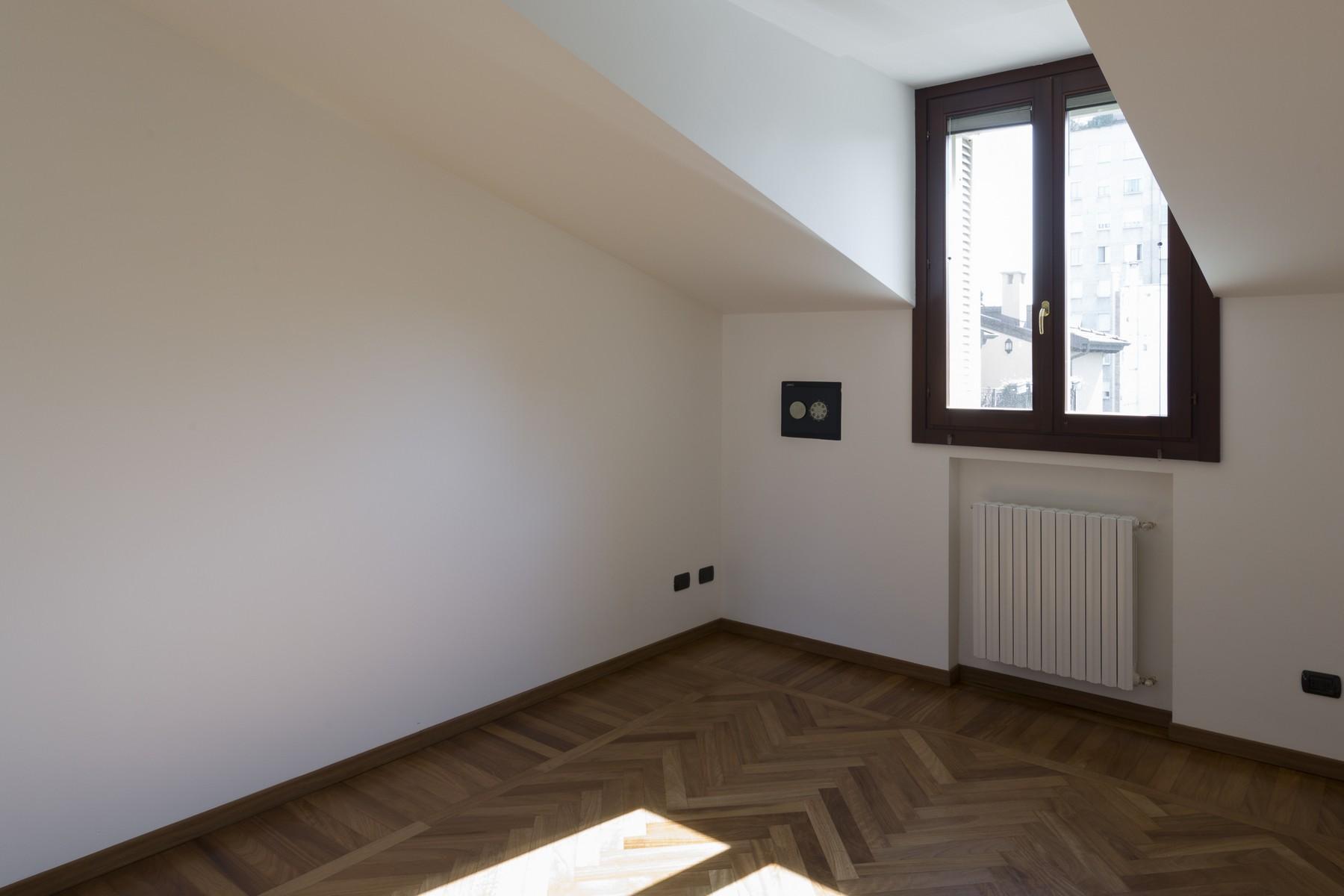 Appartamento di lusso in affitto a milano porta viale di for Appartamento design affitto milano