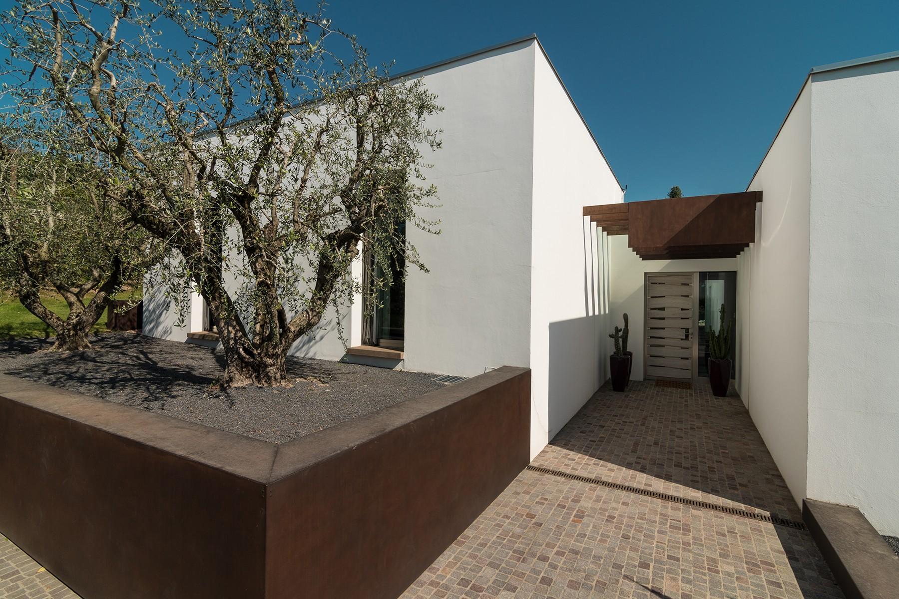 Villa in Vendita a Padenghe Sul Garda: 5 locali, 450 mq - Foto 4