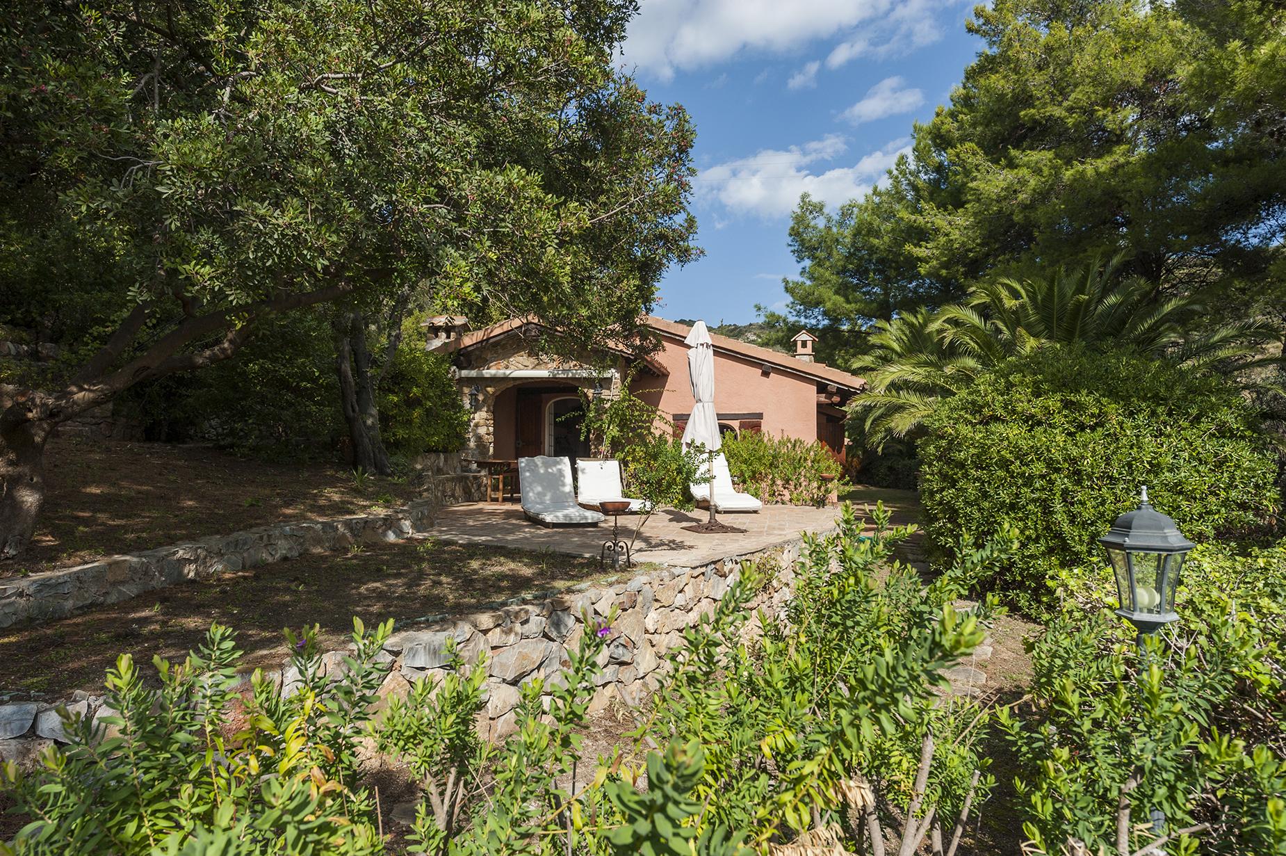 Villa in Vendita a Monte Argentario: 5 locali, 120 mq