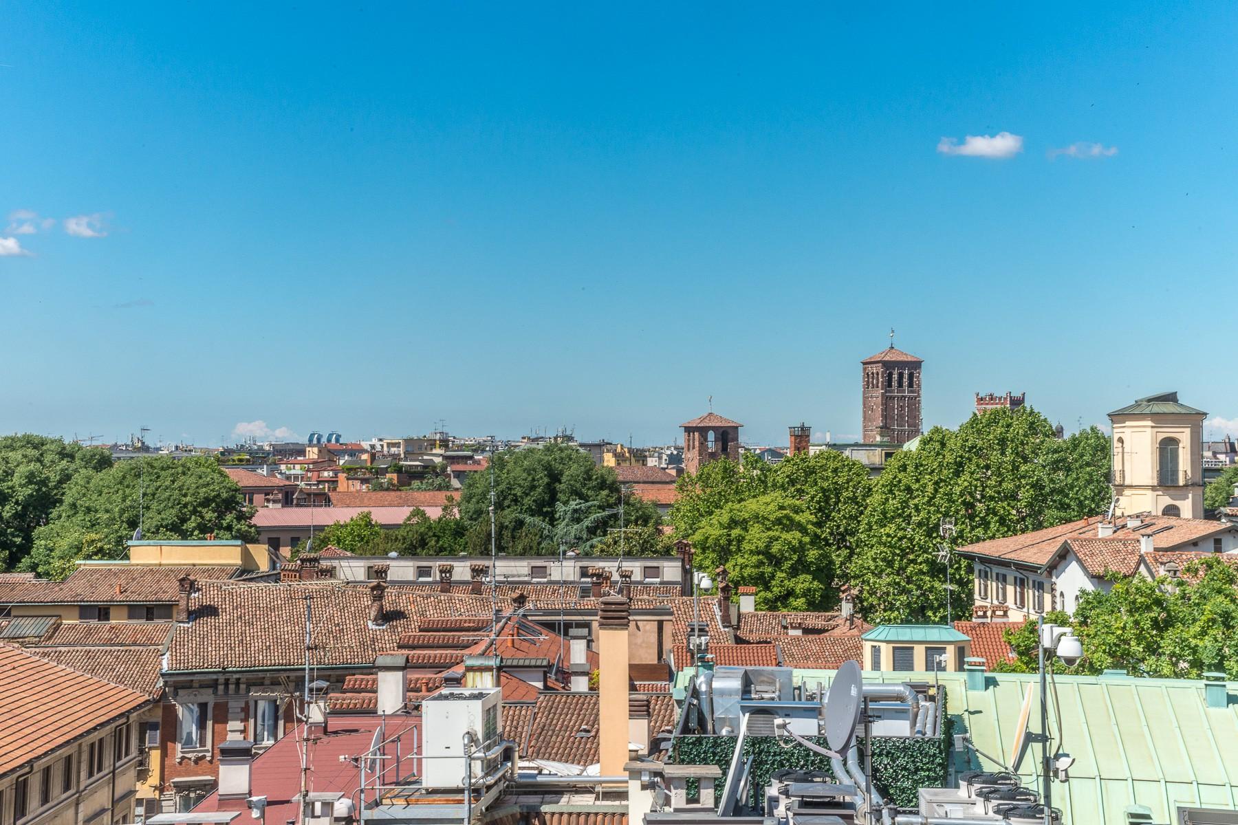 Attico in Vendita a Milano: 5 locali, 300 mq - Foto 4