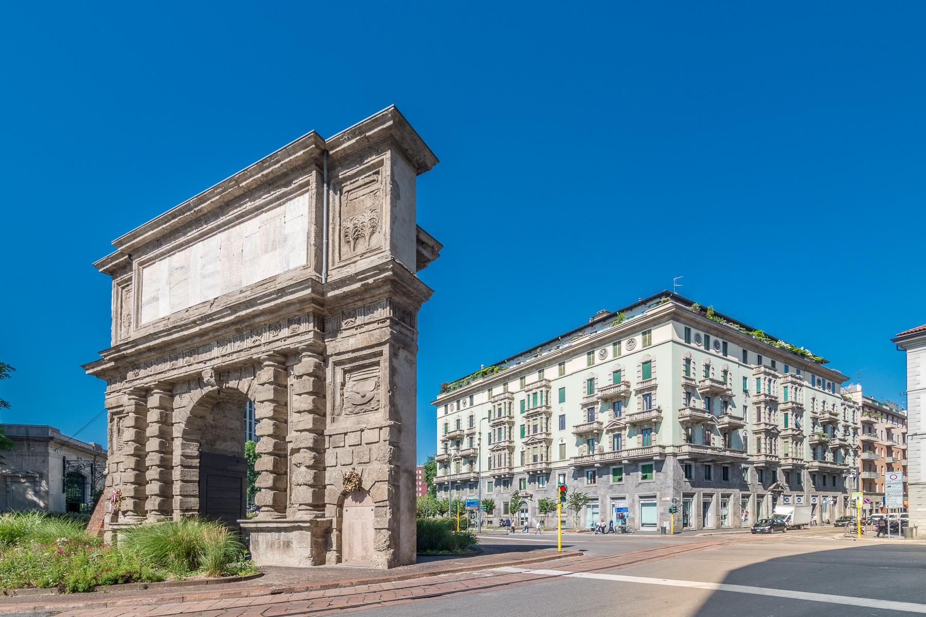 Appartamento in Vendita a Milano corso di porta romana