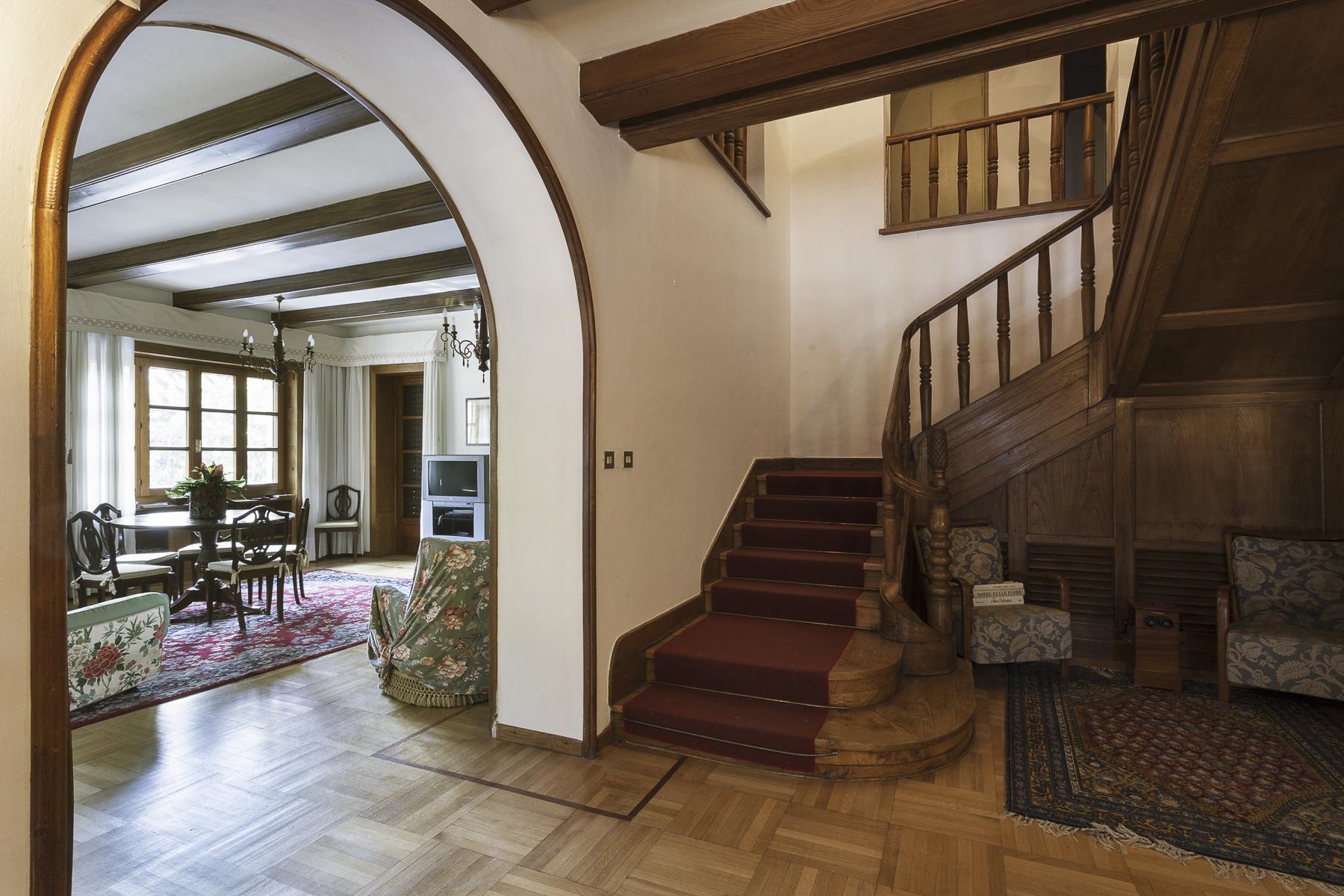 Villa di lusso in vendita a Courmayeur Via Donzelli - TrovoCasa Pregio - W6144076