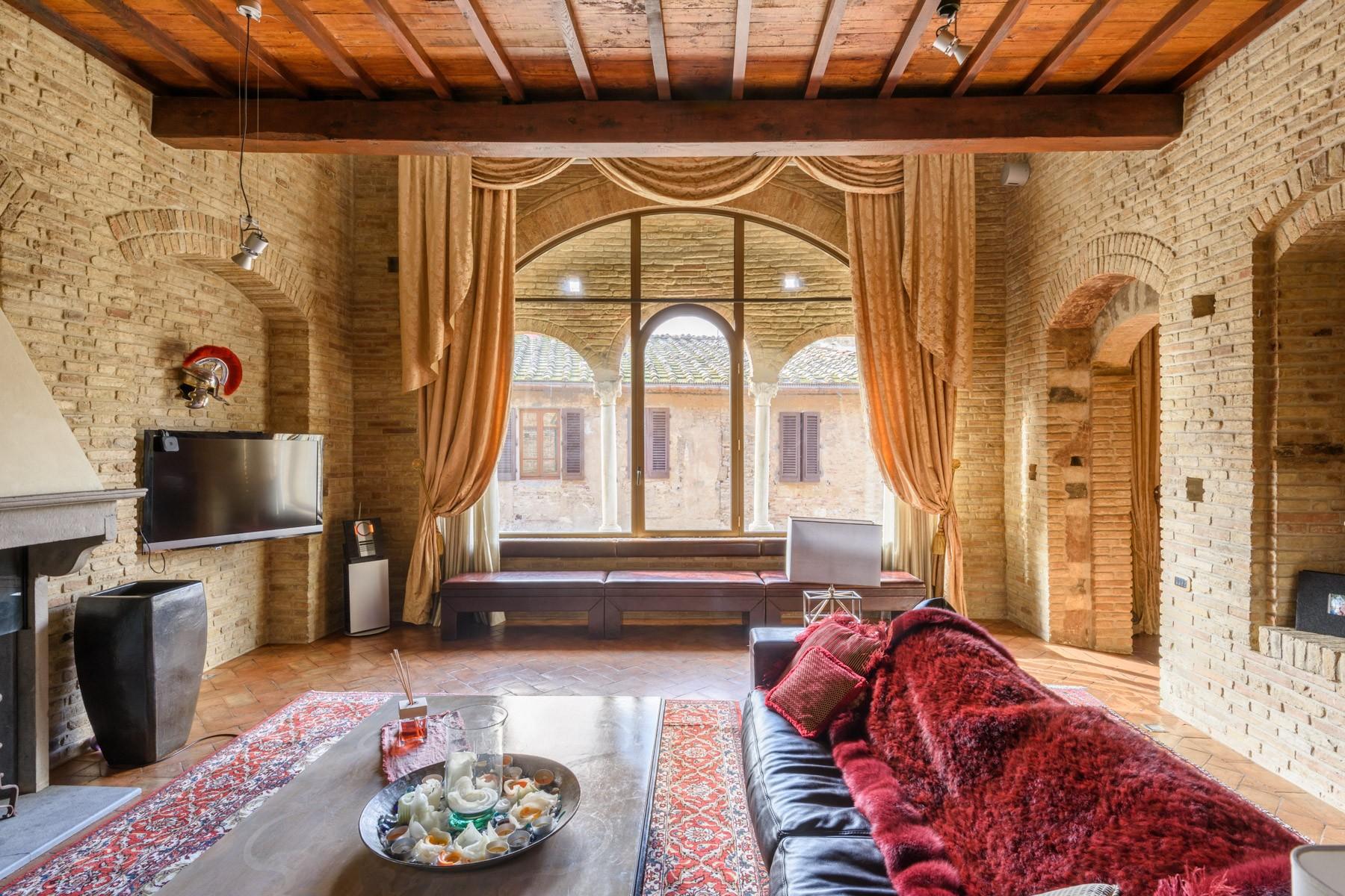 Appartamento in Vendita a San Gimignano vico vicolo delle vergini