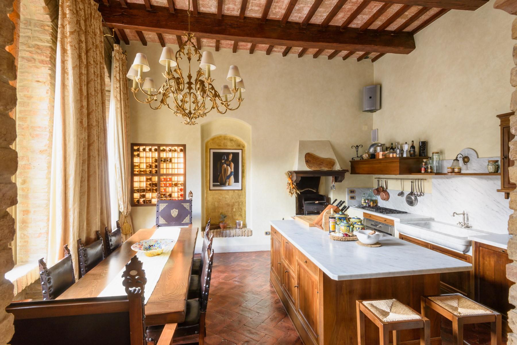Appartamento in Vendita a San Gimignano: 5 locali, 250 mq - Foto 7