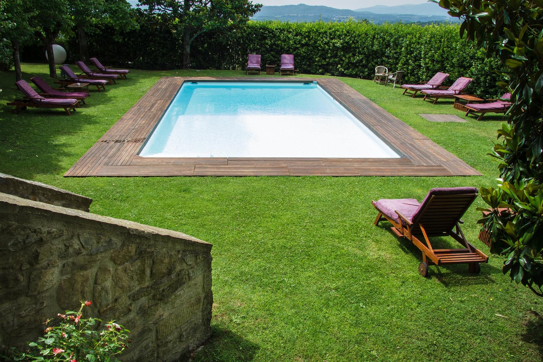 Appartamento in Vendita a Loro Ciuffenna: 4 locali, 104 mq - Foto 7