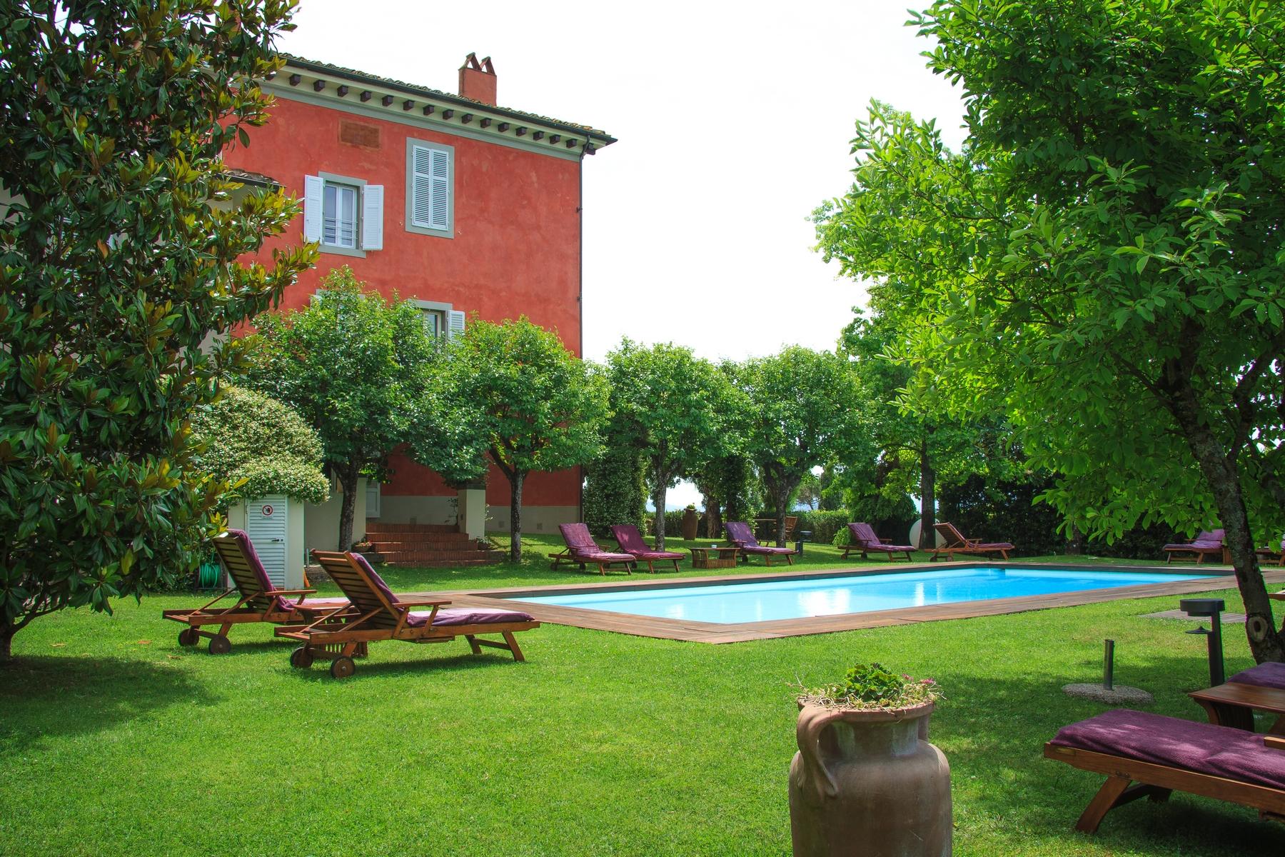 Appartamento in Vendita a Loro Ciuffenna: 4 locali, 104 mq - Foto 8