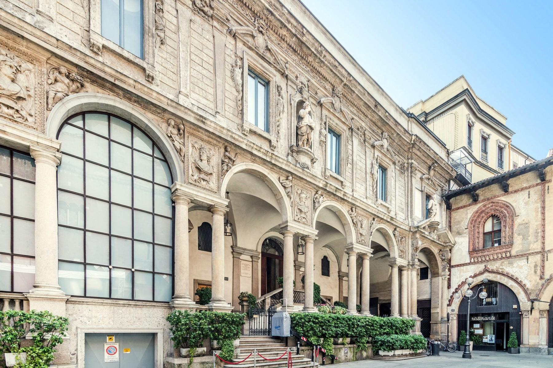 Appartamento in Affitto a Milano piazza dei mercanti