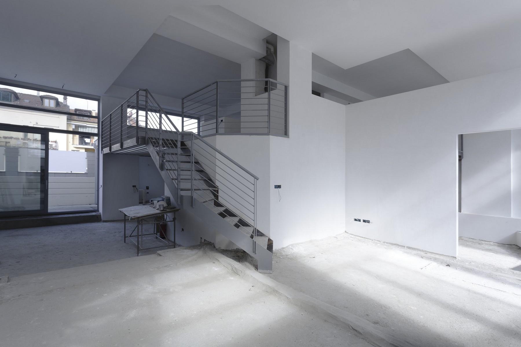 Loft open space in Vendita a Torino: 5 locali, 200 mq