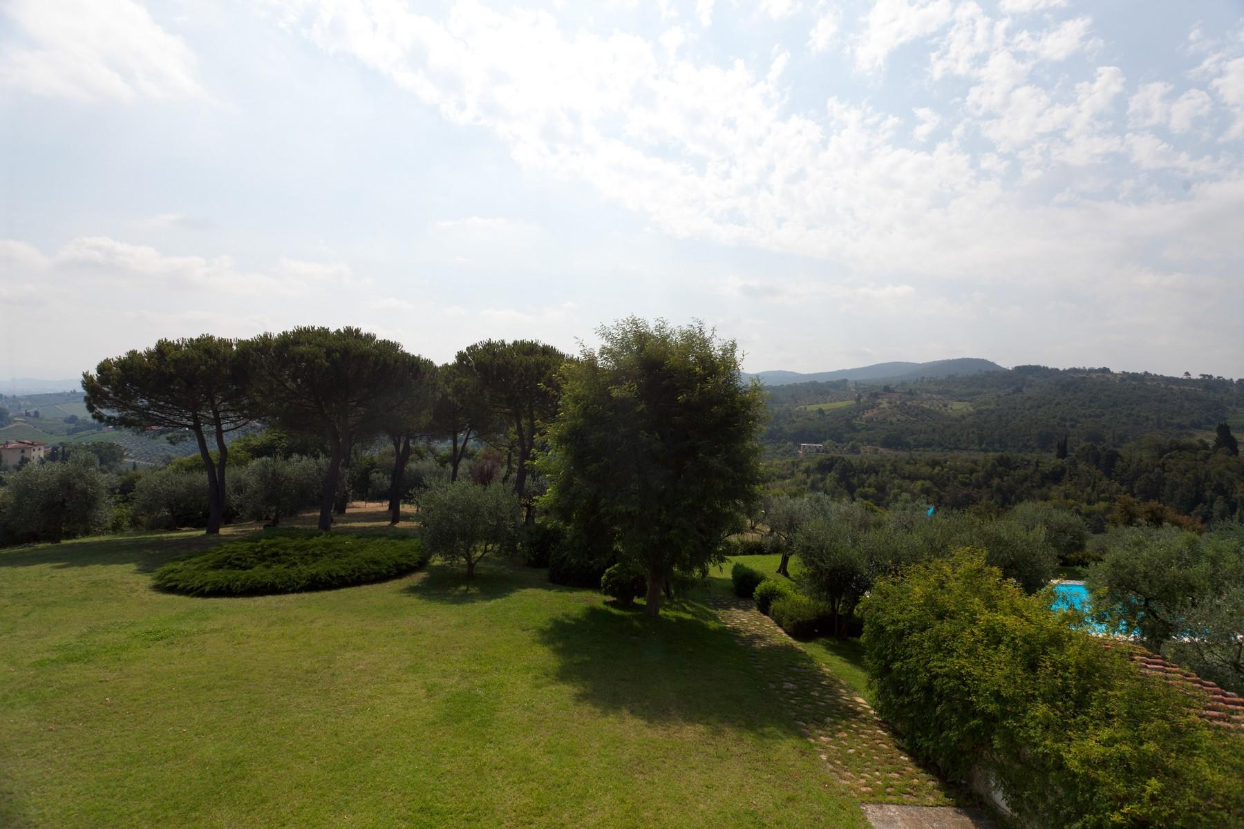 Villa in Vendita a Lastra A Signa: 5 locali, 750 mq - Foto 3