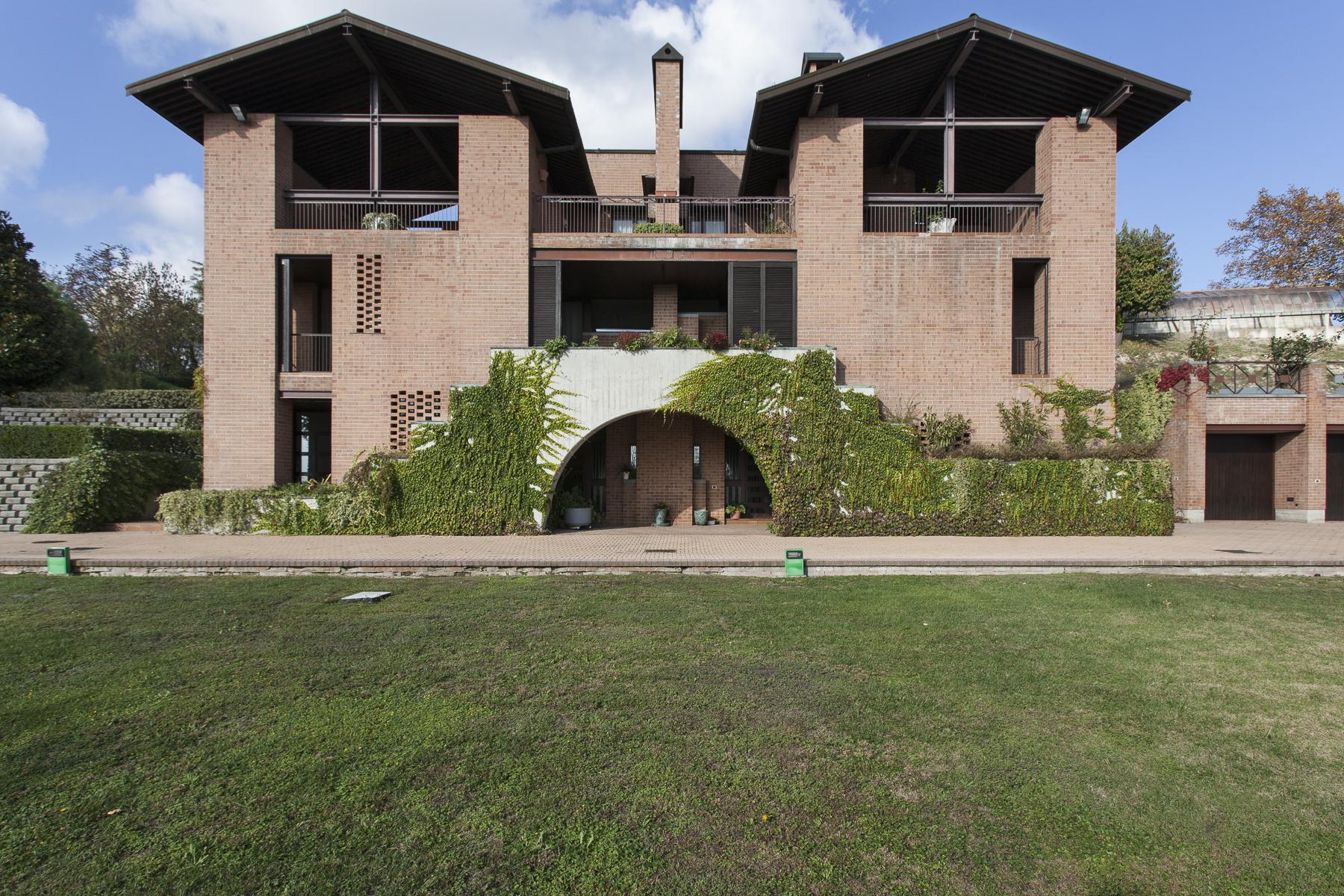 Villa in Vendita a Montiglio Monferrato: 5 locali, 920 mq