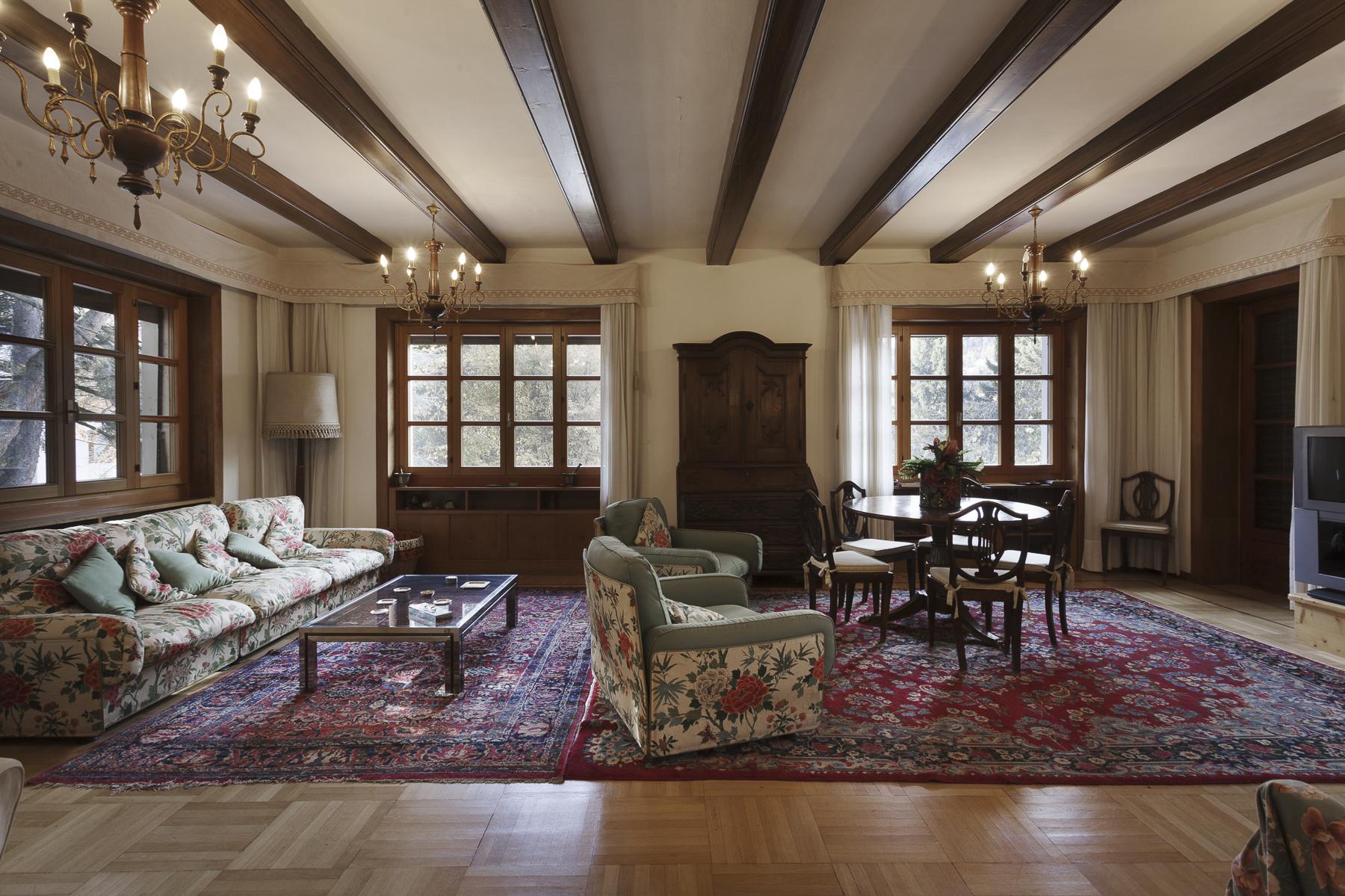 Villa in Vendita a Courmayeur: 5 locali, 1230 mq - Foto 7