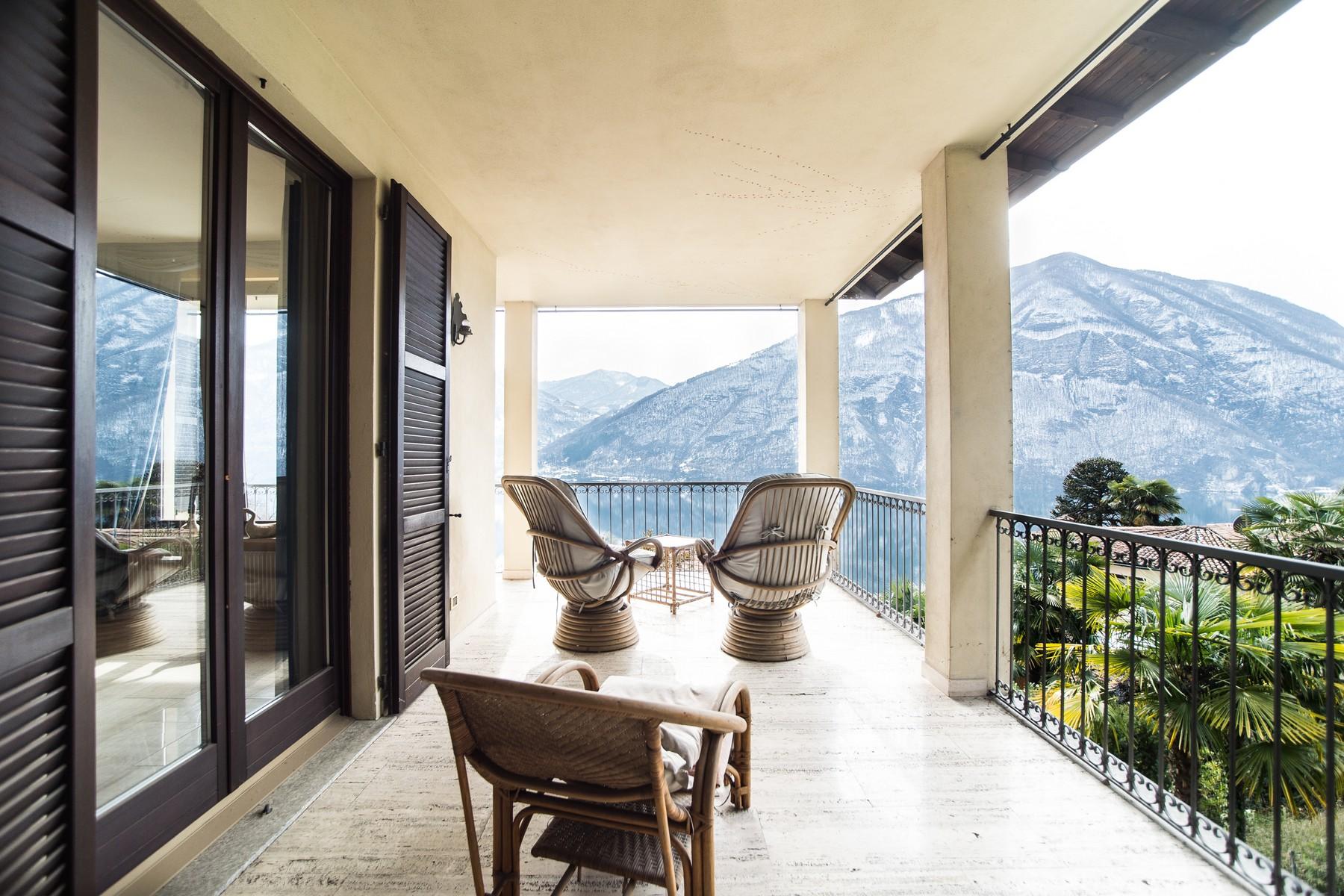 Villa in Vendita a Valsolda: 5 locali, 700 mq - Foto 8