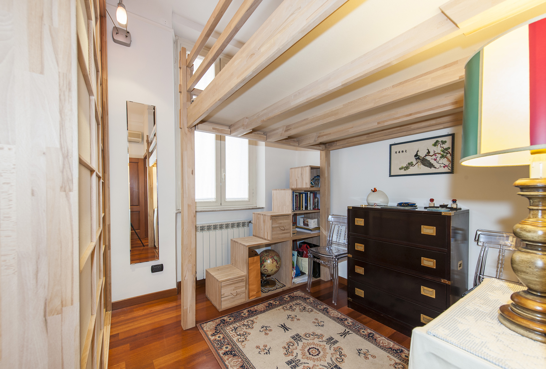 Appartamento di lusso in vendita a roma via magenta trovocasa pregio w6247116 - Appartamento in vendita citta giardino roma ...