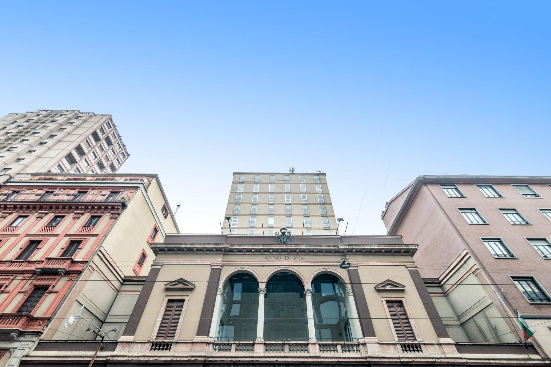 Immobili di lusso in affitto a milano trovocasa pregio for Ufficio affitto eur