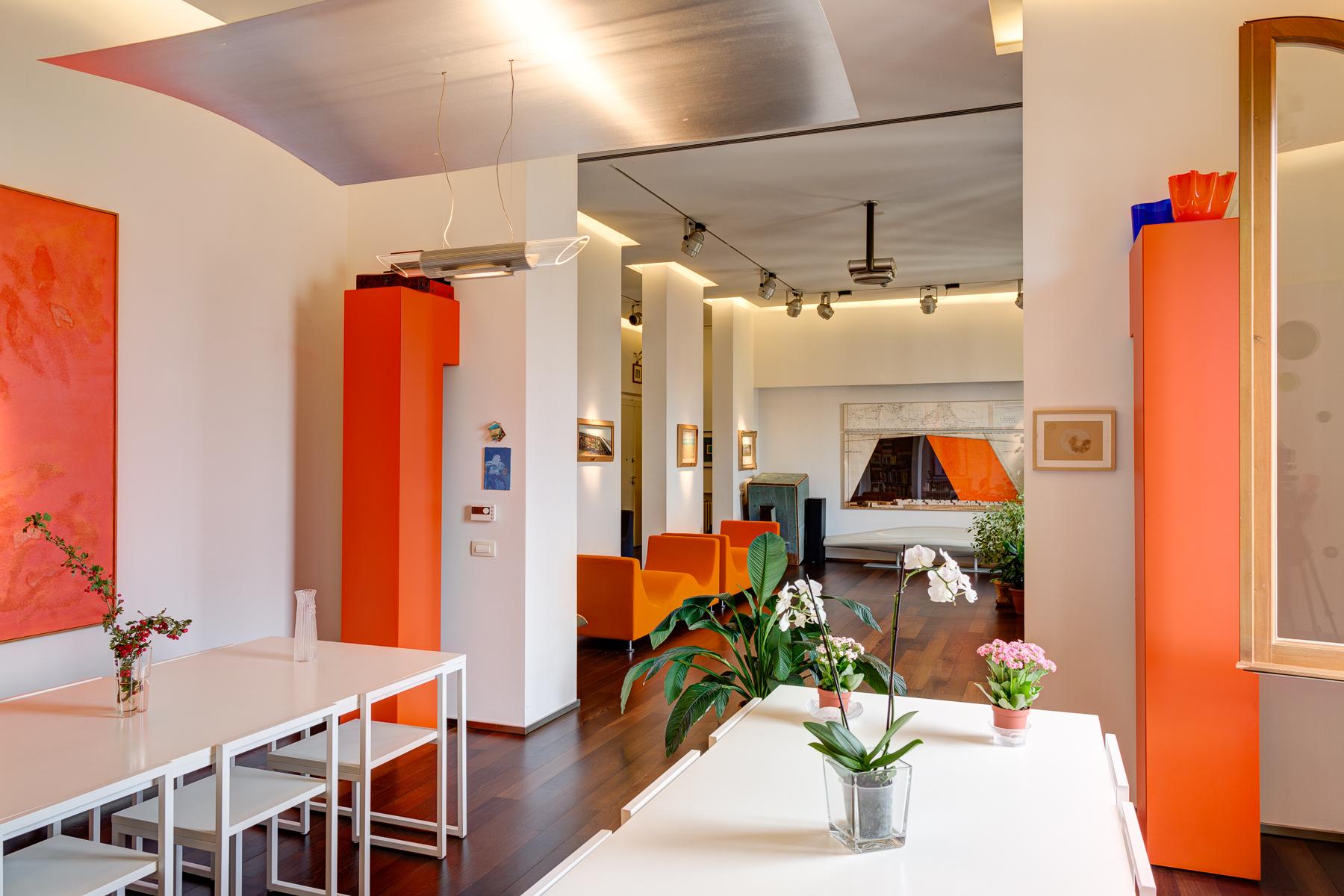 Appartamento in Vendita a Firenze: 5 locali, 225 mq - Foto 2
