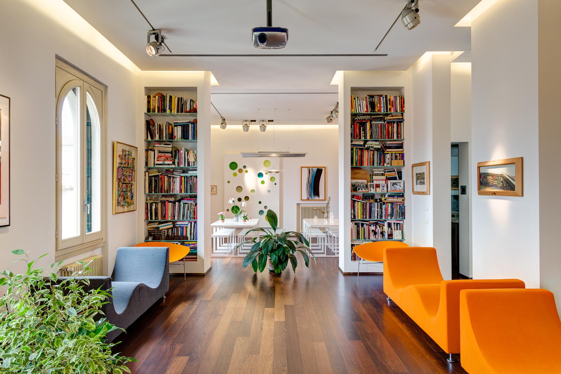 Appartamento in Vendita a Firenze: 5 locali, 225 mq - Foto 5
