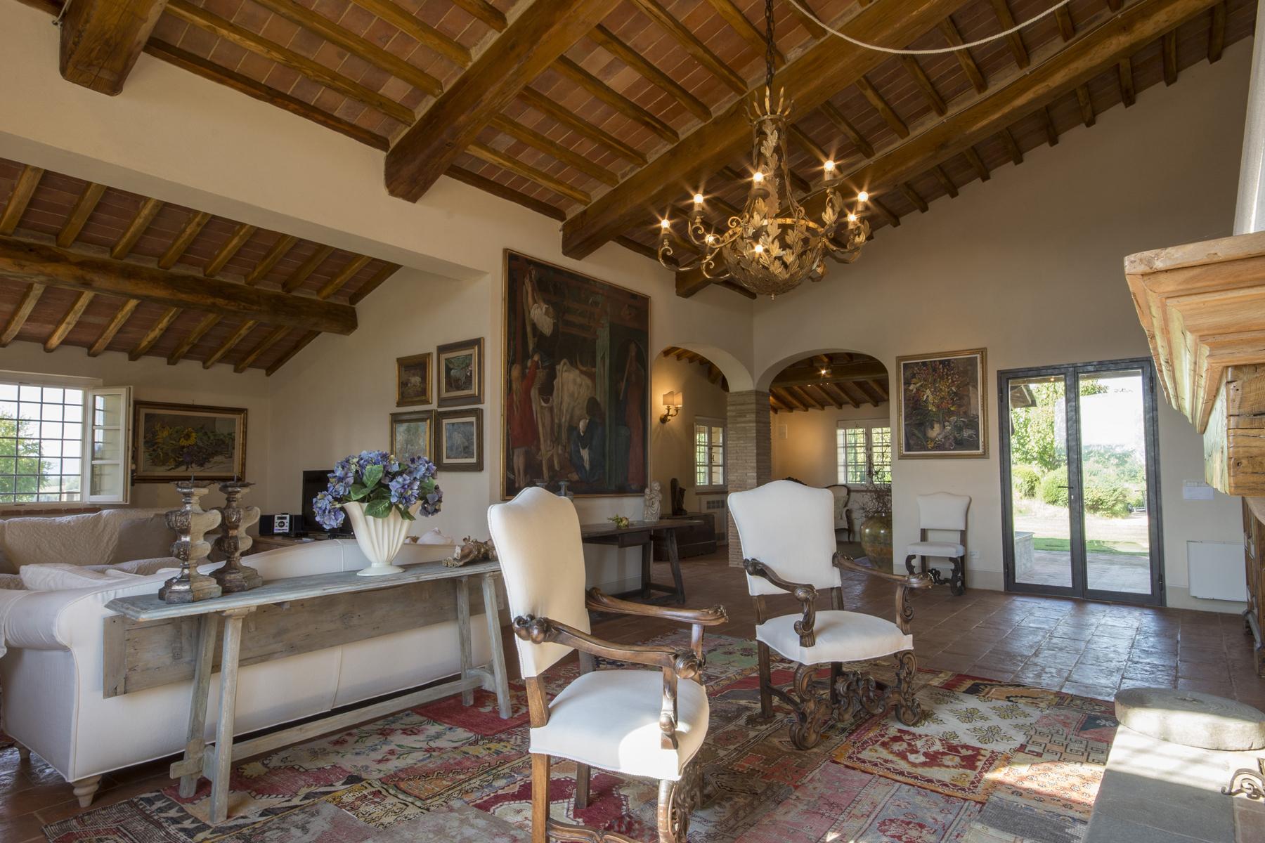 Villa in Vendita a Crespina: 5 locali, 500 mq - Foto 4