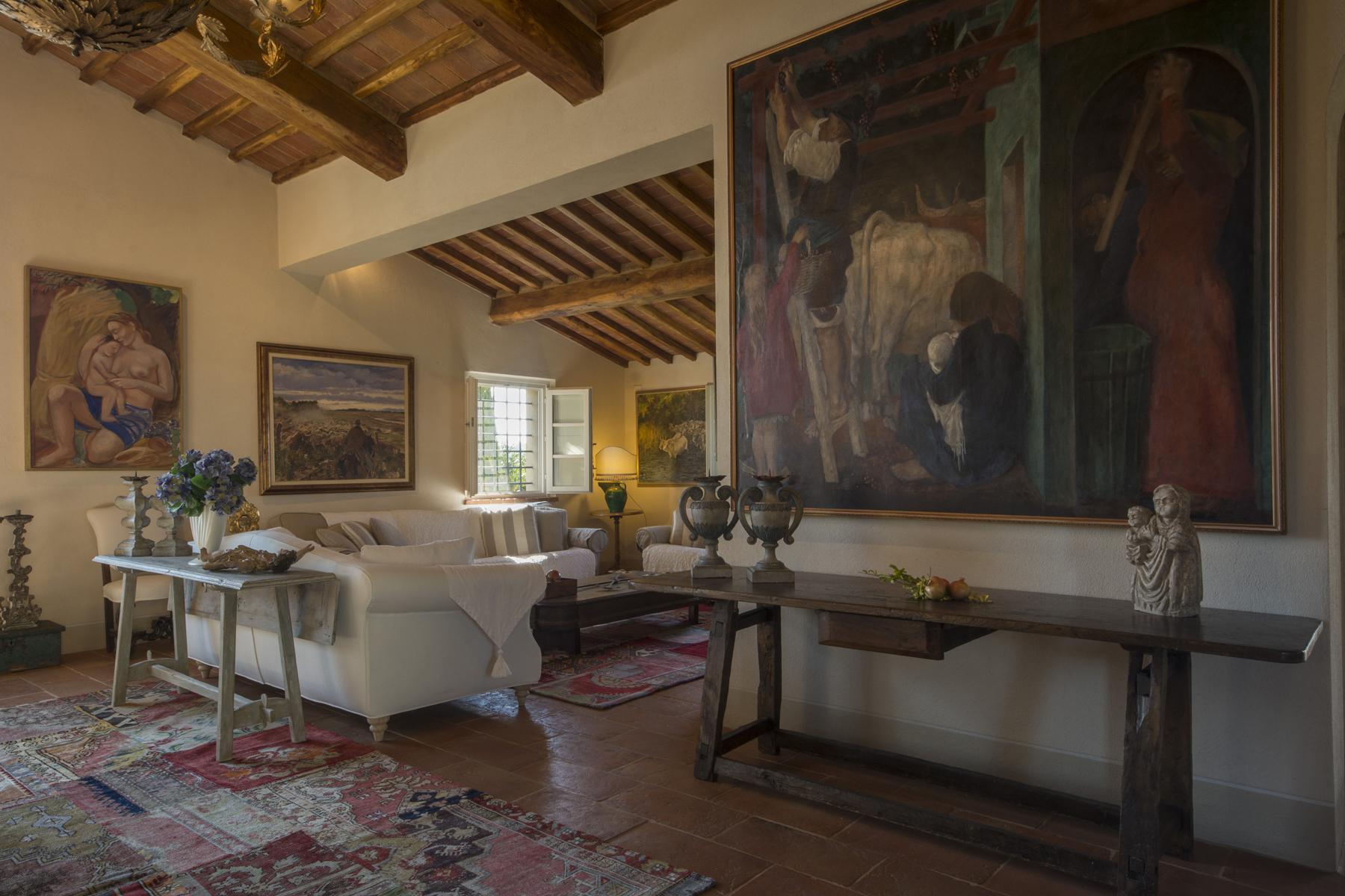 Villa in Vendita a Crespina: 5 locali, 500 mq - Foto 5