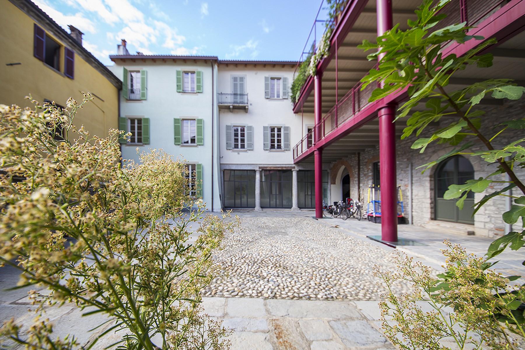 Appartamento in Affitto a Como: 5 locali, 140 mq - Foto 9