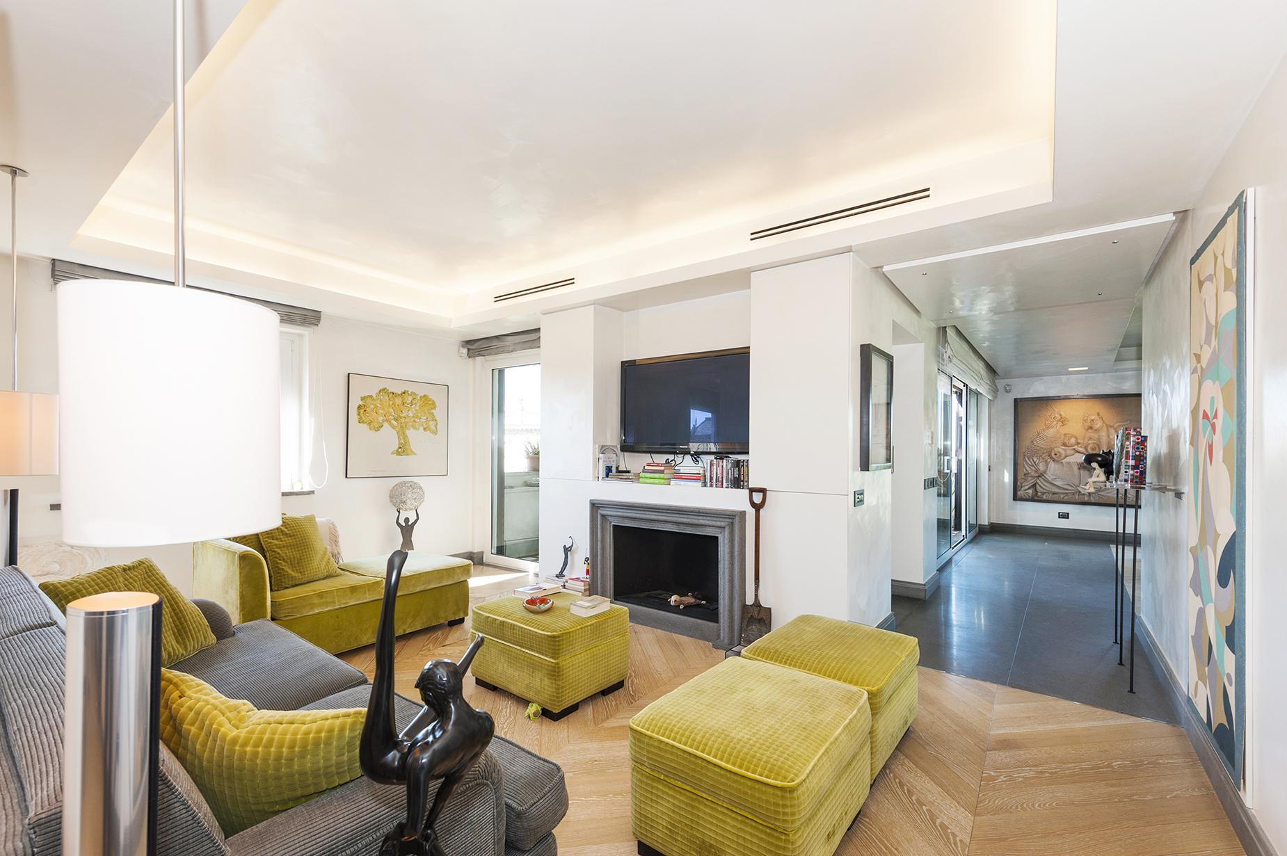 Appartamento di lusso in vendita a roma via ludovisi for Affitto ufficio aventino