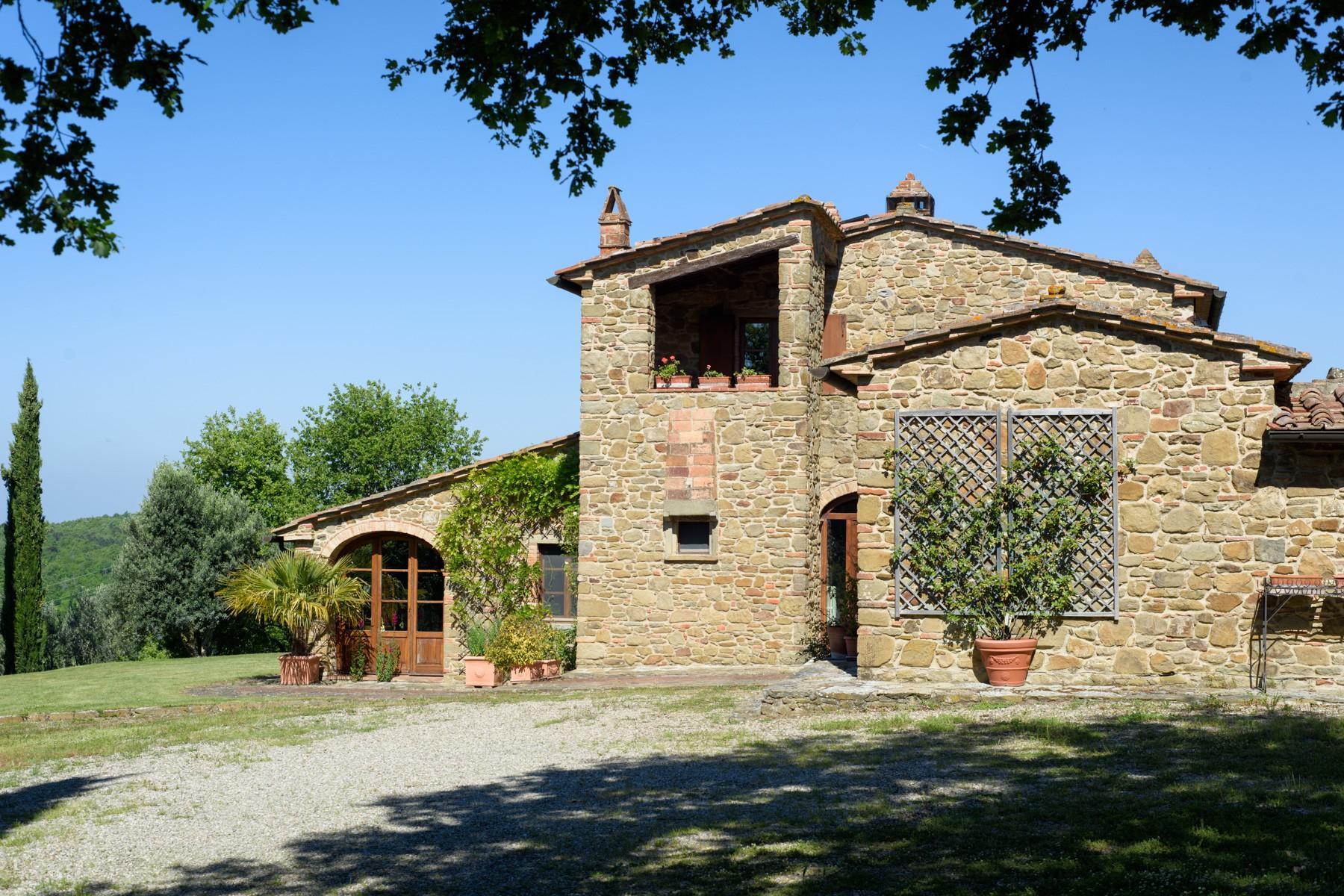 Rustico in Vendita a Monte San Savino: 5 locali, 266 mq - Foto 2