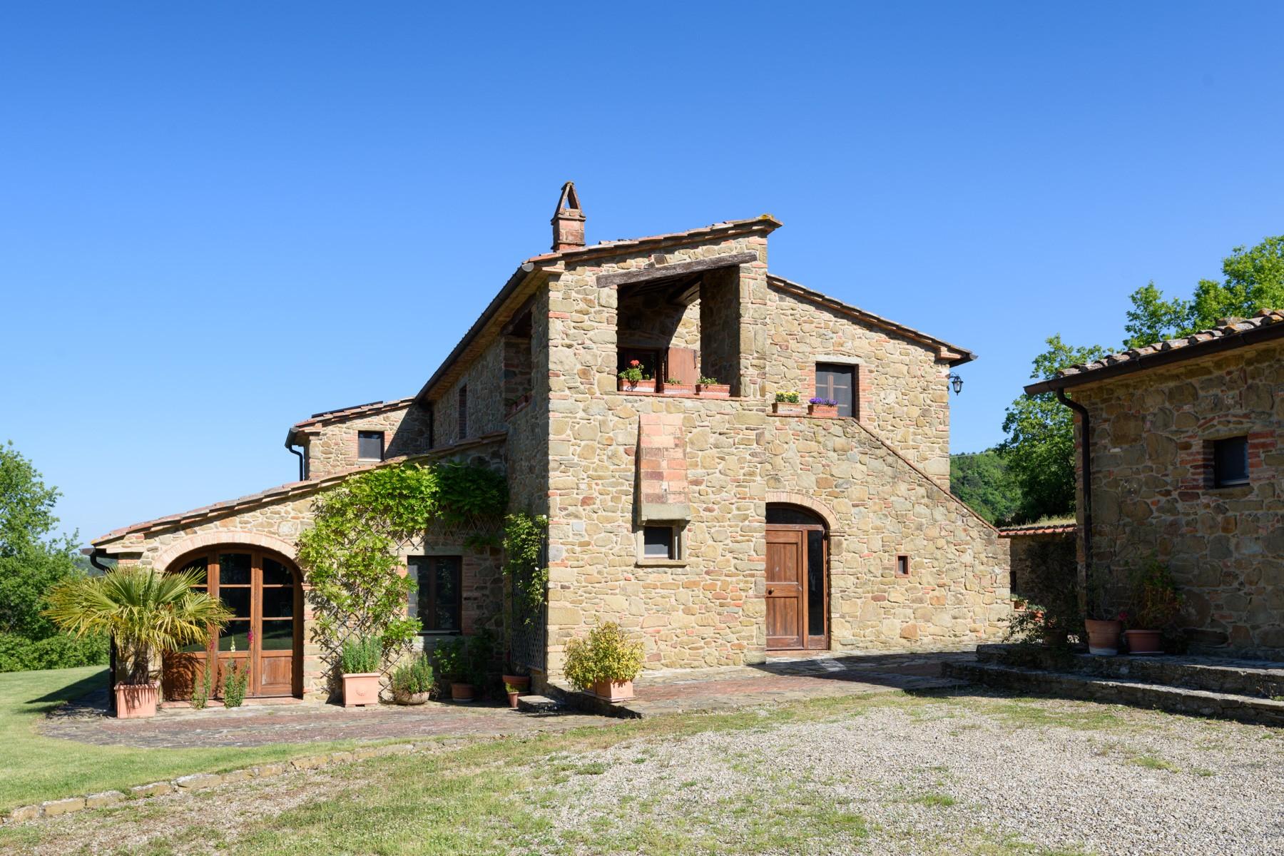 Rustico in Vendita a Monte San Savino: 5 locali, 266 mq - Foto 3