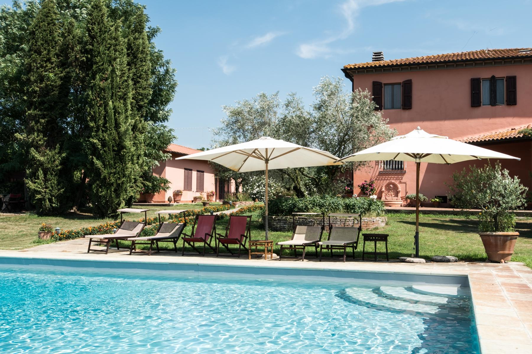 Villa in Vendita a Crespina: 5 locali, 354 mq - Foto 2