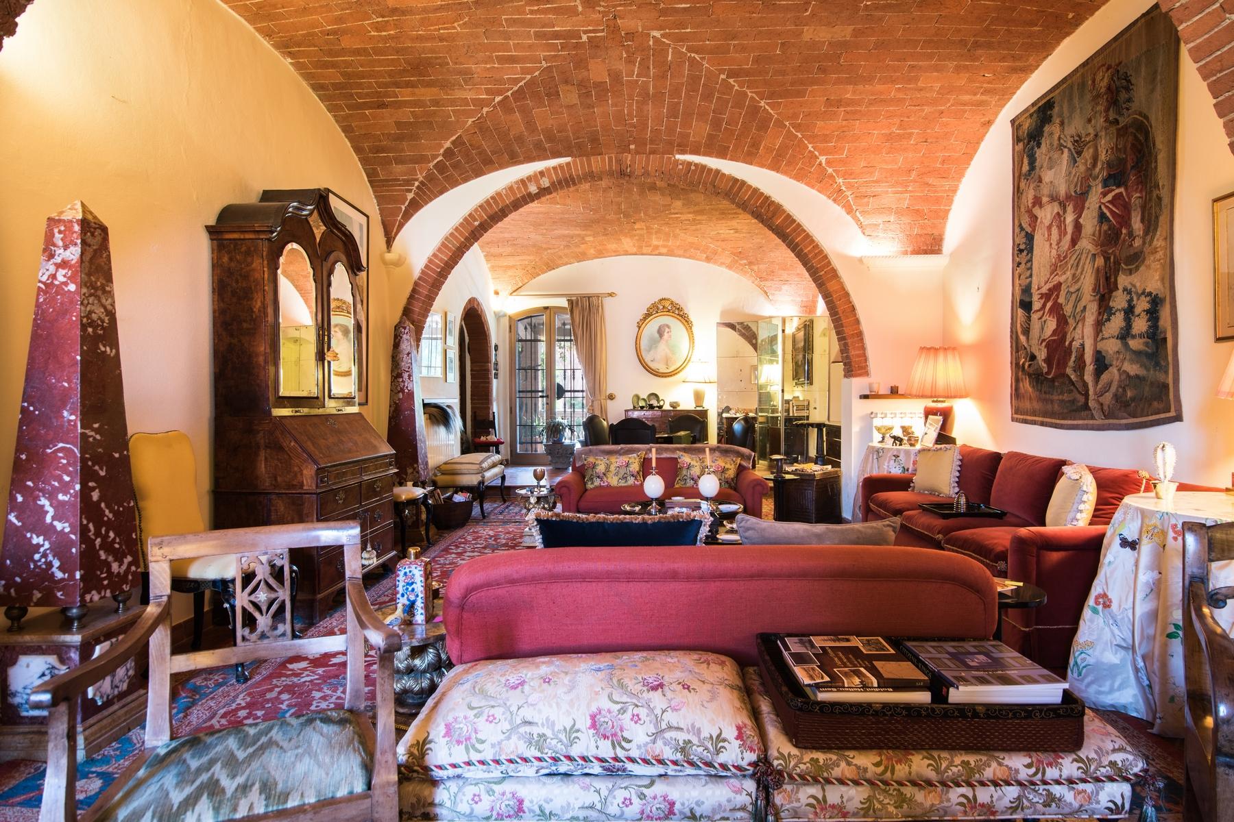 Villa in Vendita a Crespina: 5 locali, 354 mq - Foto 8