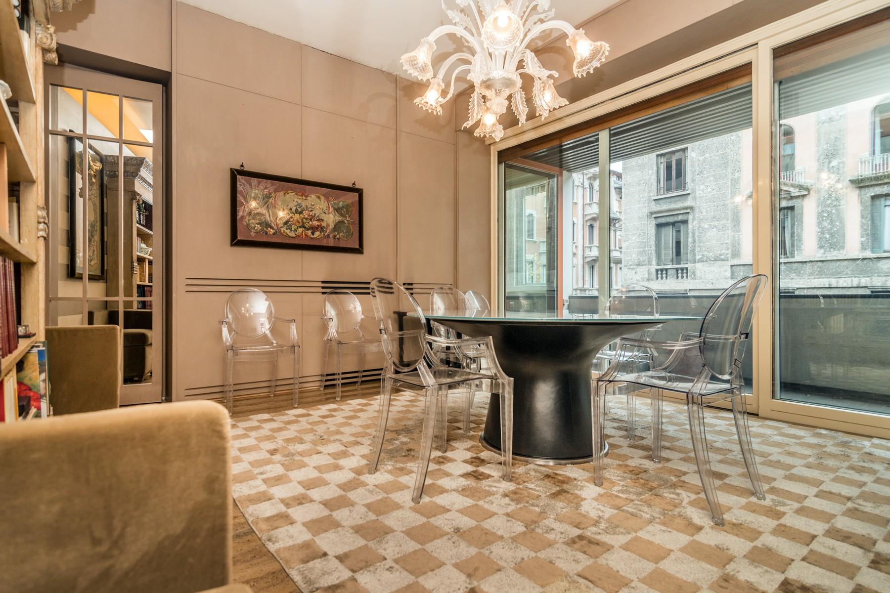 Appartamento in Vendita a Milano: 4 locali, 245 mq - Foto 7