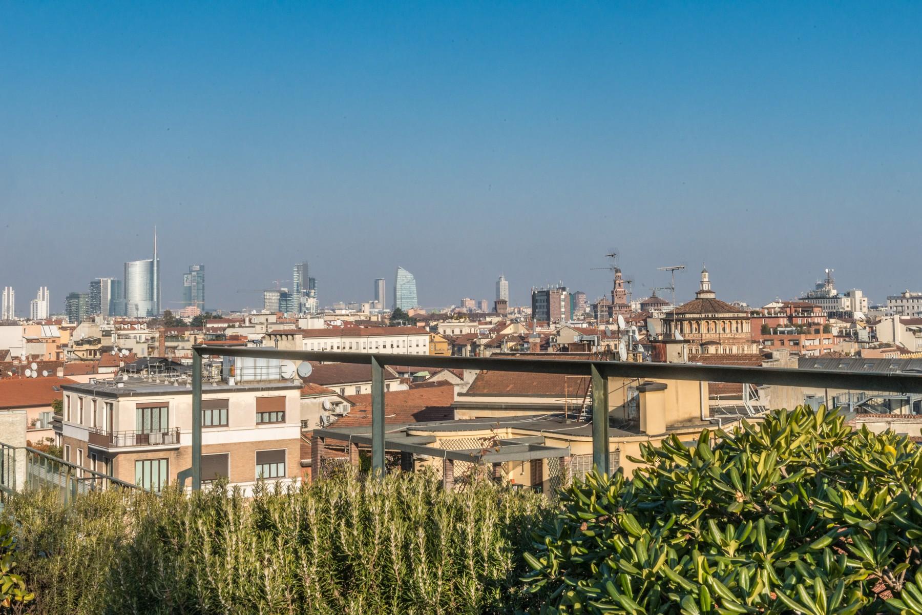 Attico in Vendita a Milano: 5 locali, 310 mq - Foto 7