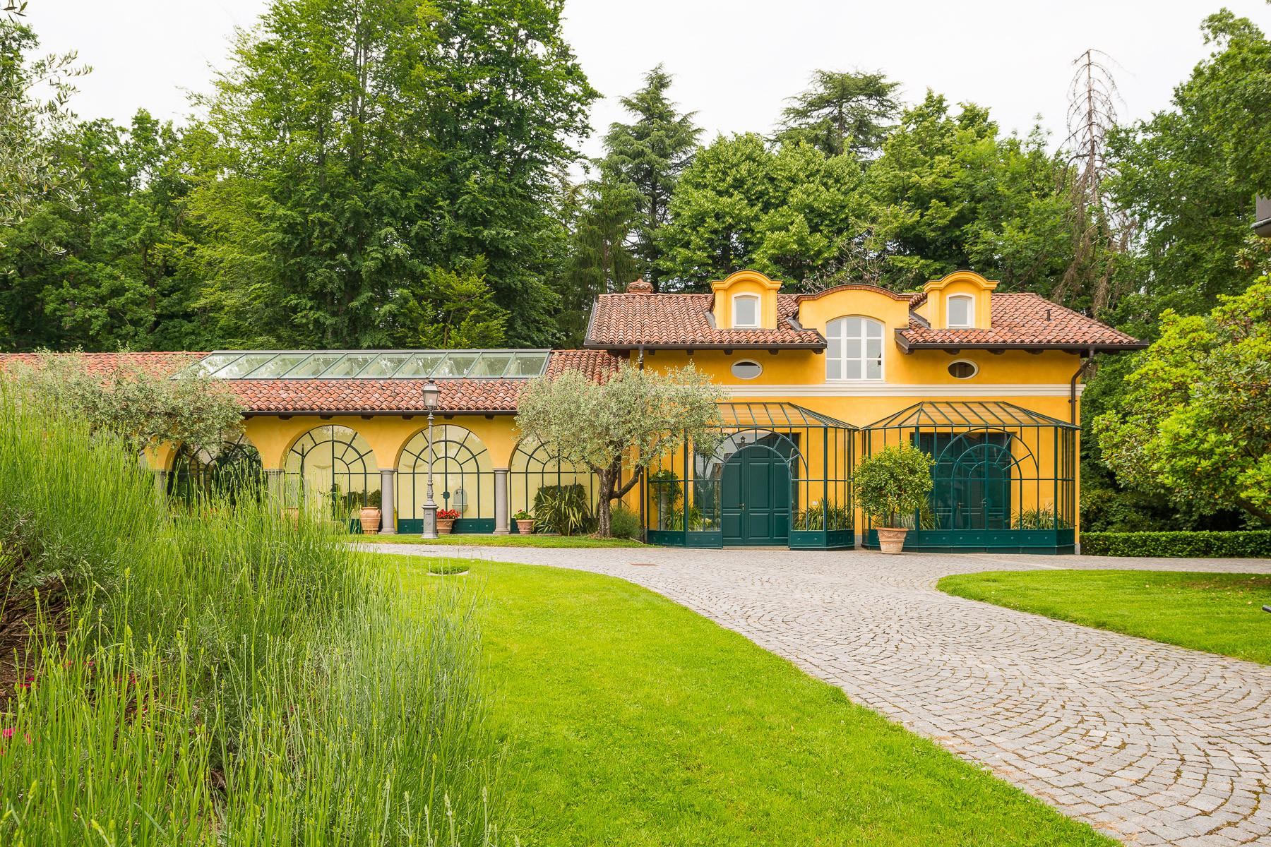 Villa in Vendita a Vigliano Biellese: 5 locali, 524 mq - Foto 5